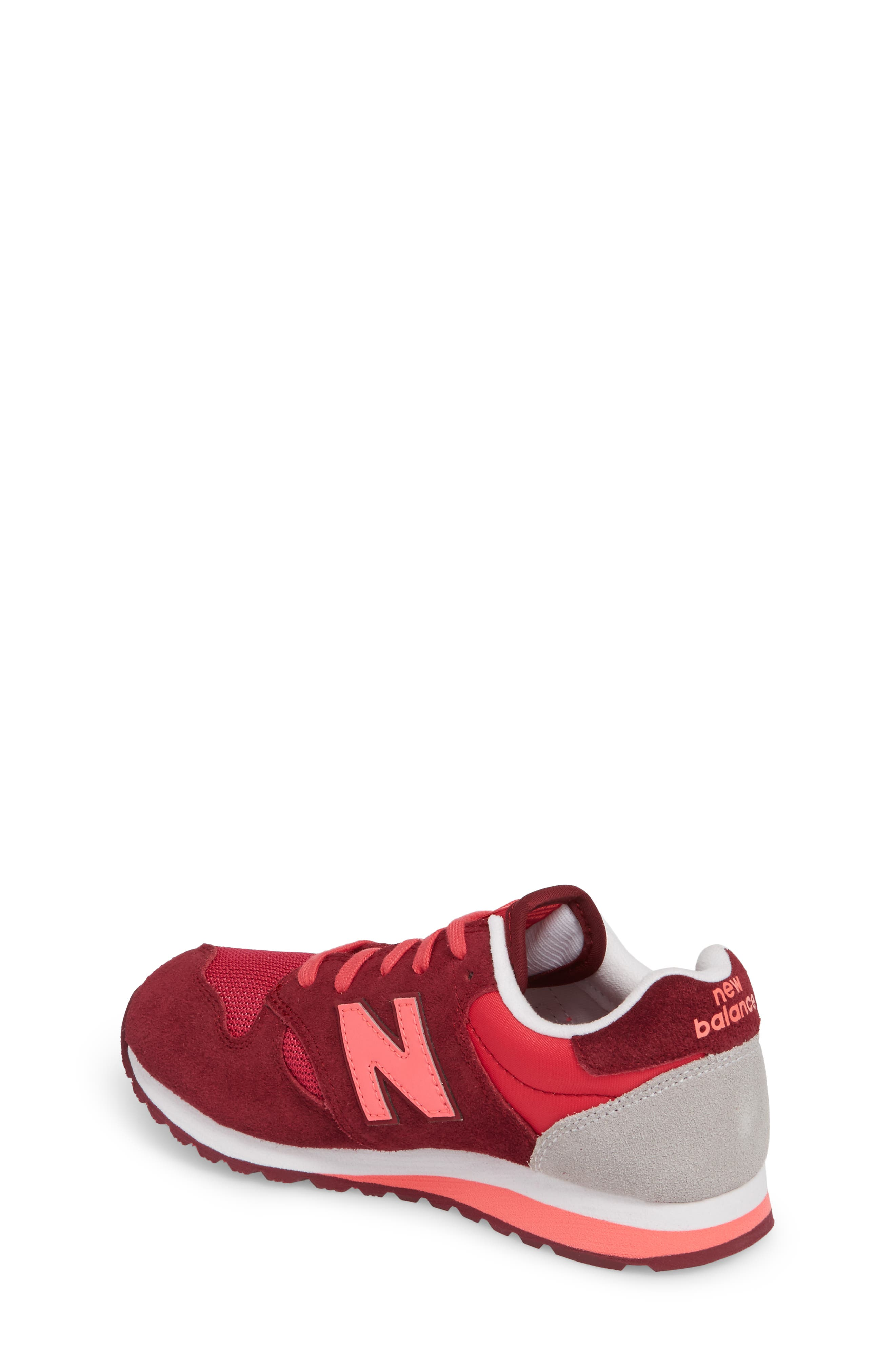 520 Sneaker,                             Alternate thumbnail 2, color,                             Pink/ Purple