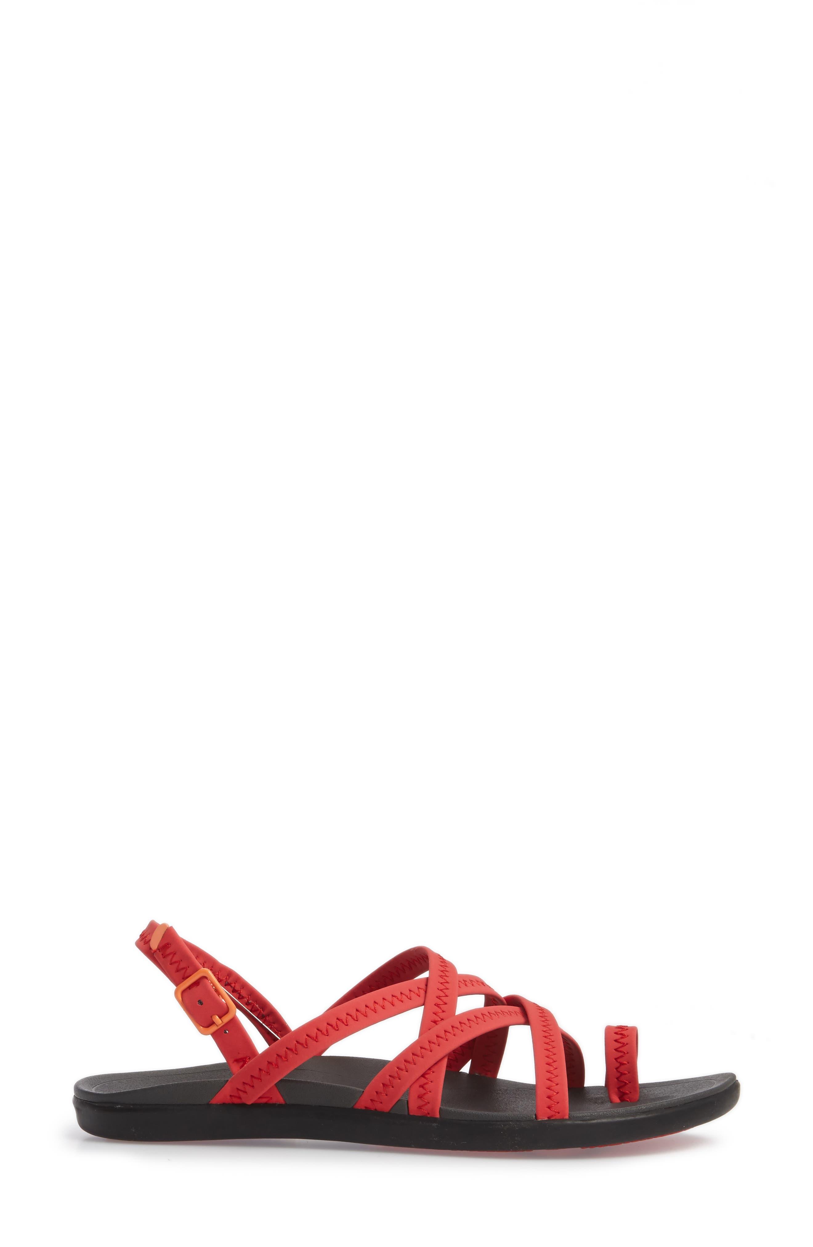Alternate Image 3  - OluKai Kalapu Sandal (Women)