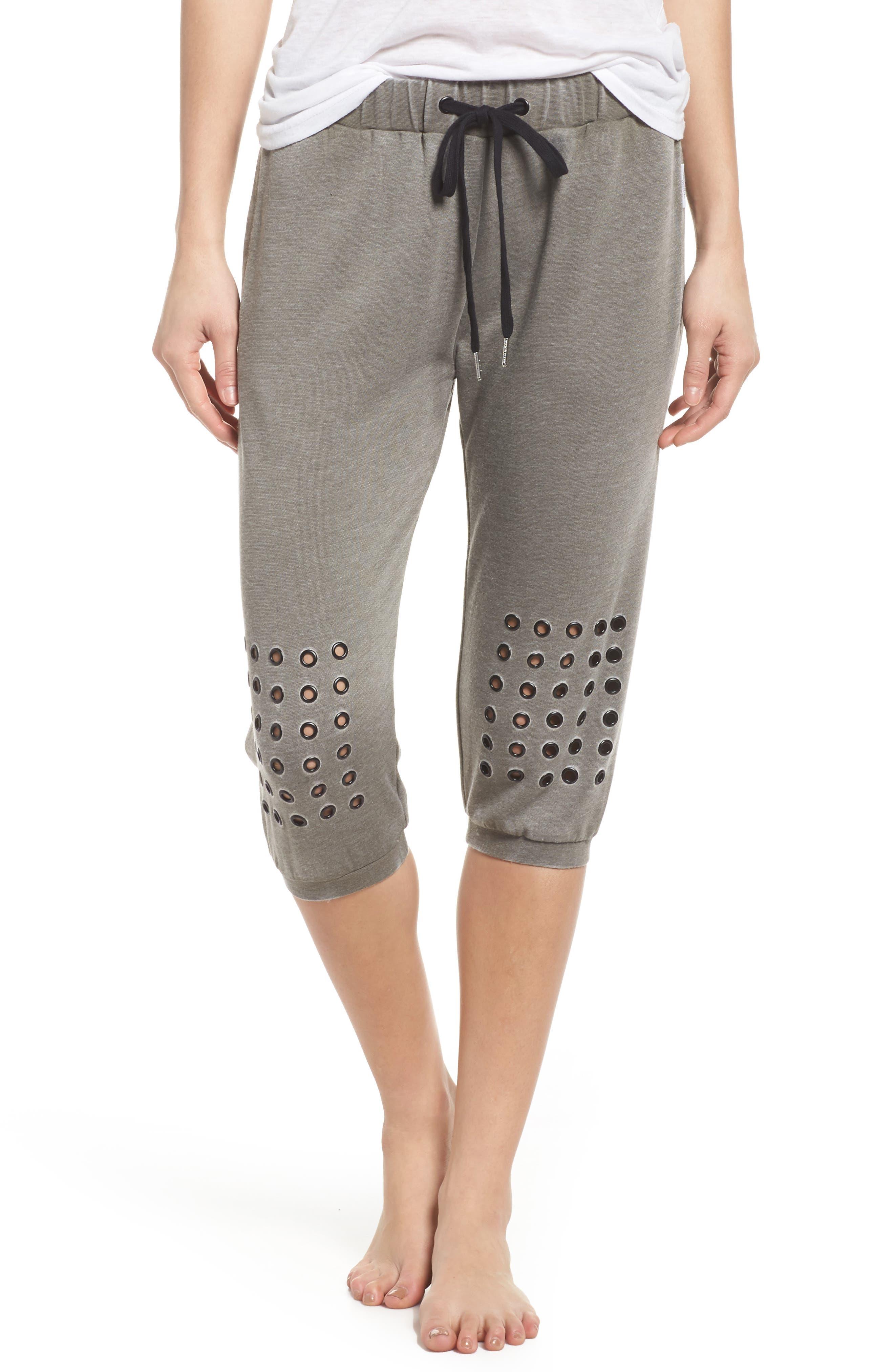 The Laundry Room Knee Length Shorts