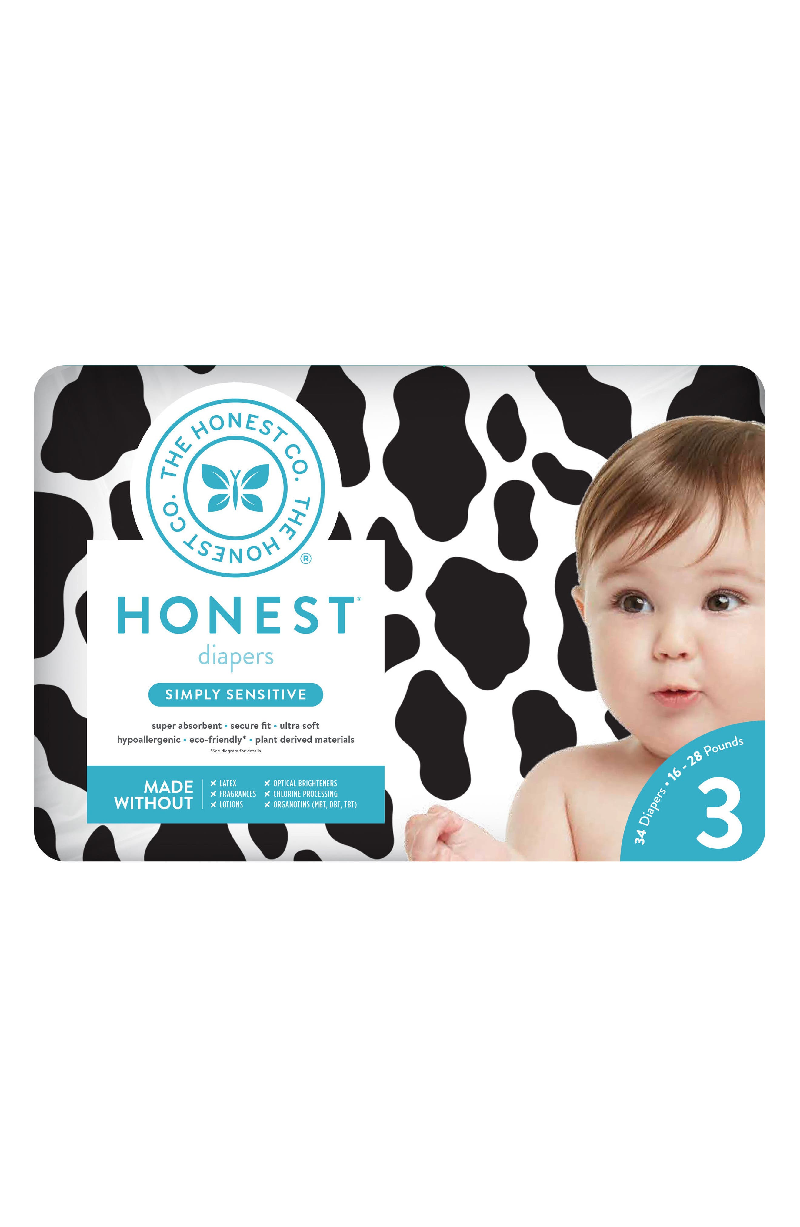Many Moos Diapers,                             Alternate thumbnail 5, color,                             Many Moos