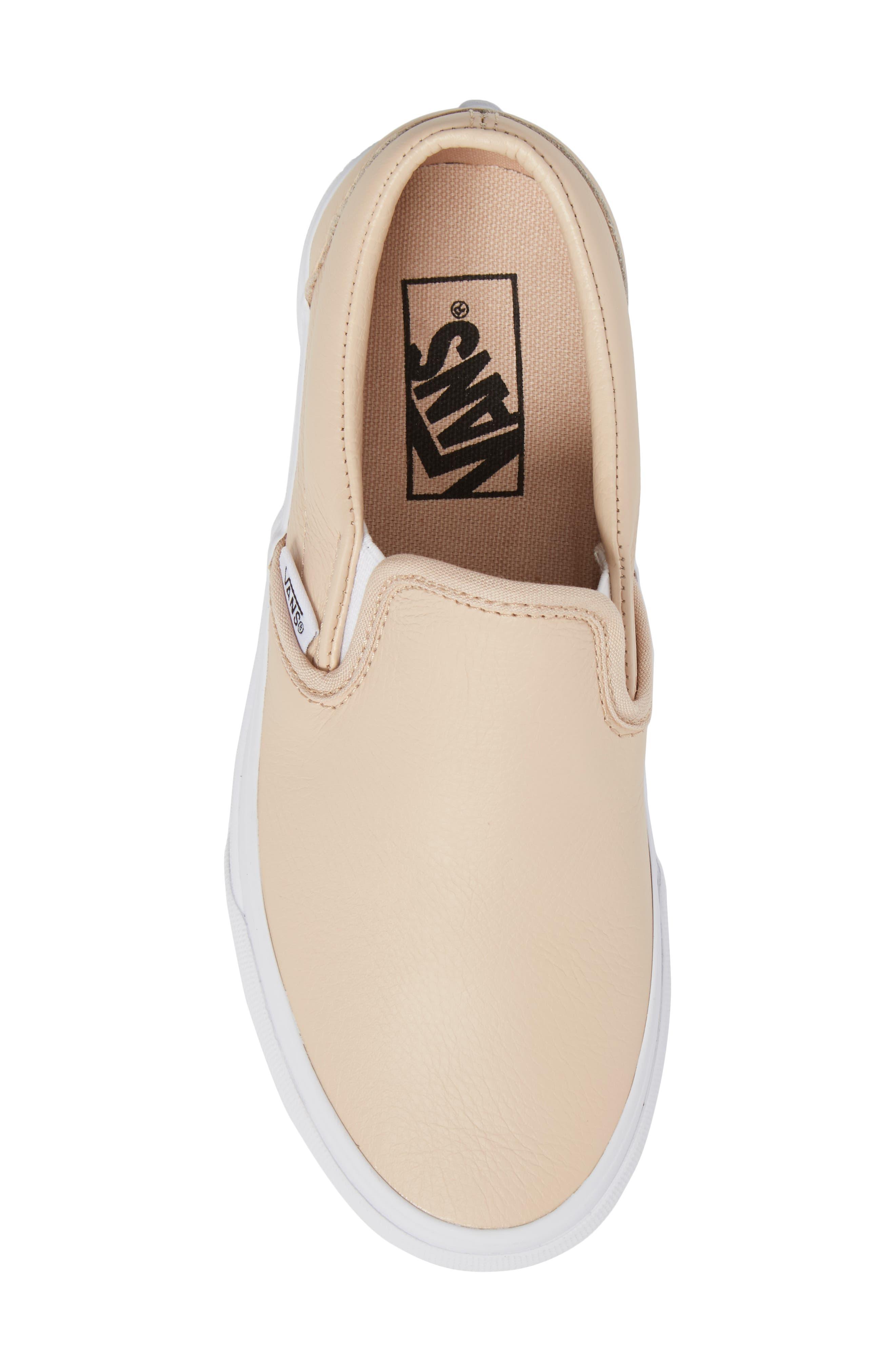 Alternate Image 5  - Vans 'Classic' Sneaker (Women)