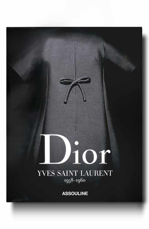 'Dior by Yves Saint Laurent' Book