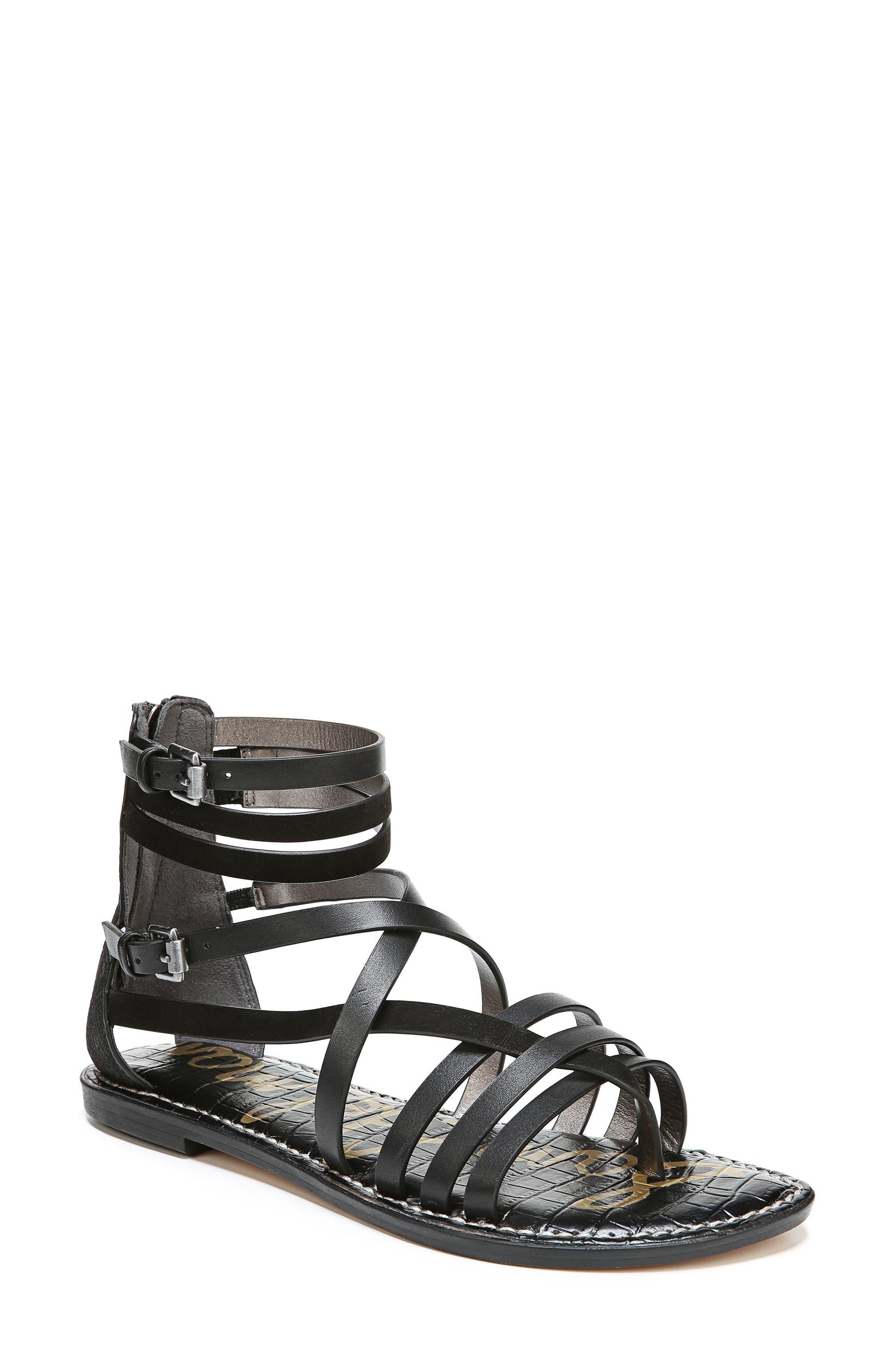 Sam Edelman Women's Ganesa Strappy Sandal dwFYUcD6r