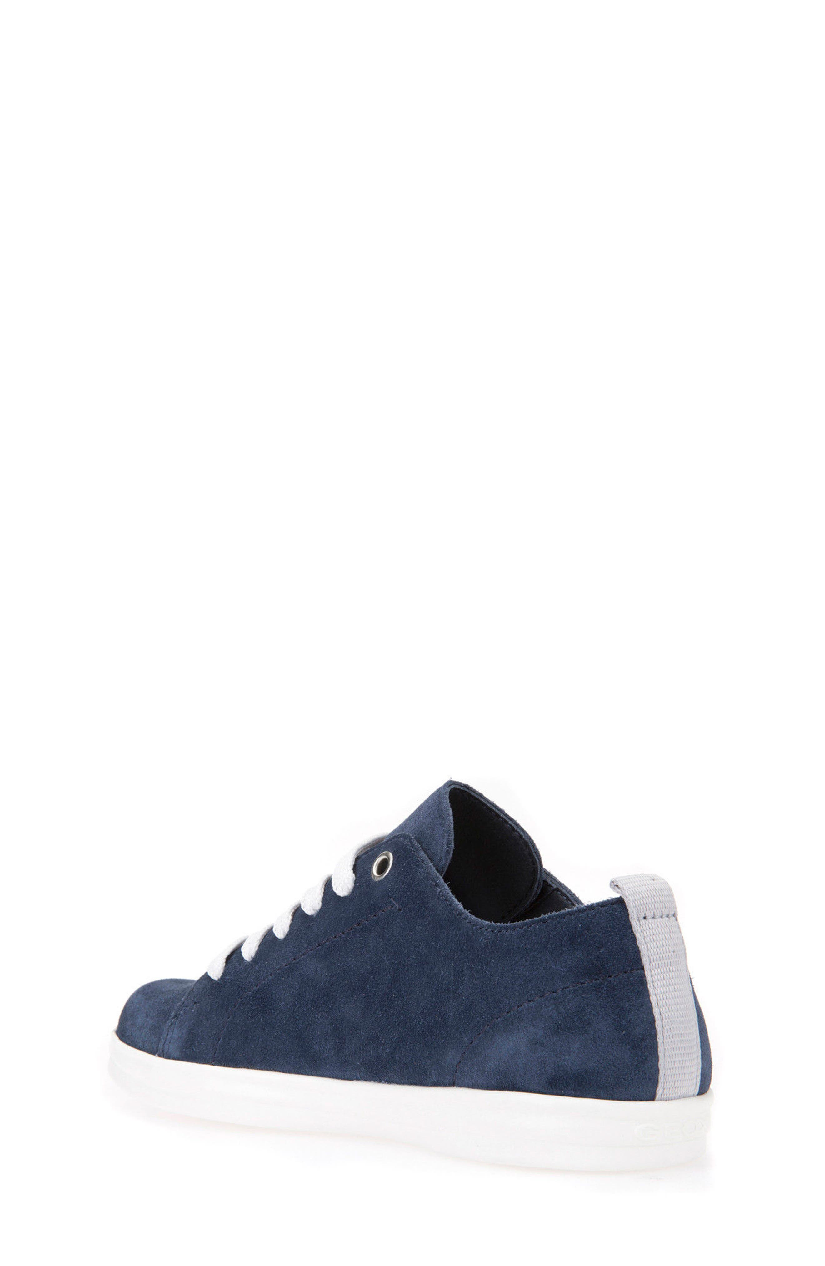 Anthor Low Top Sneaker,                             Alternate thumbnail 2, color,                             Navy