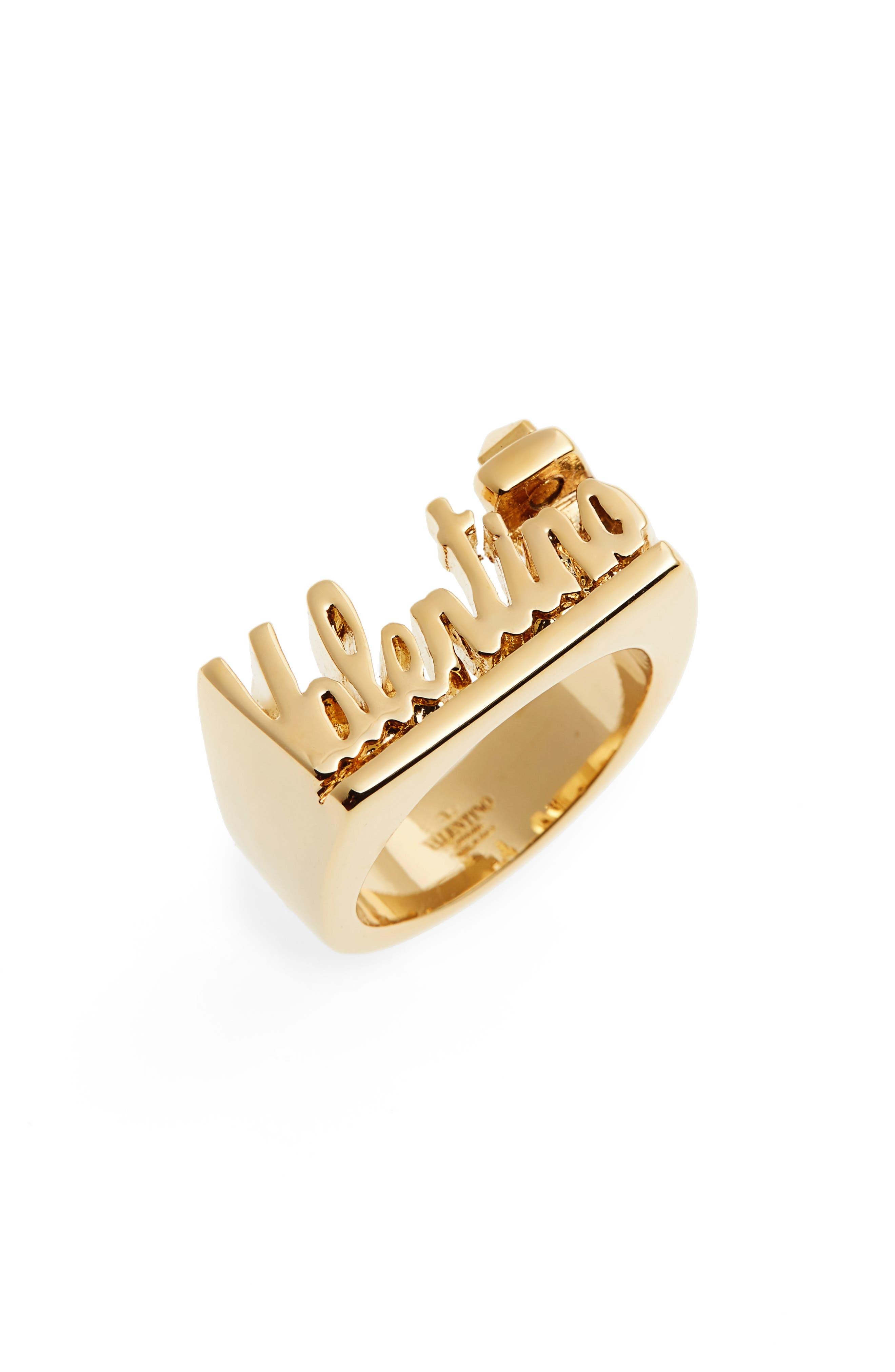 Ring,                         Main,                         color, Oro 18