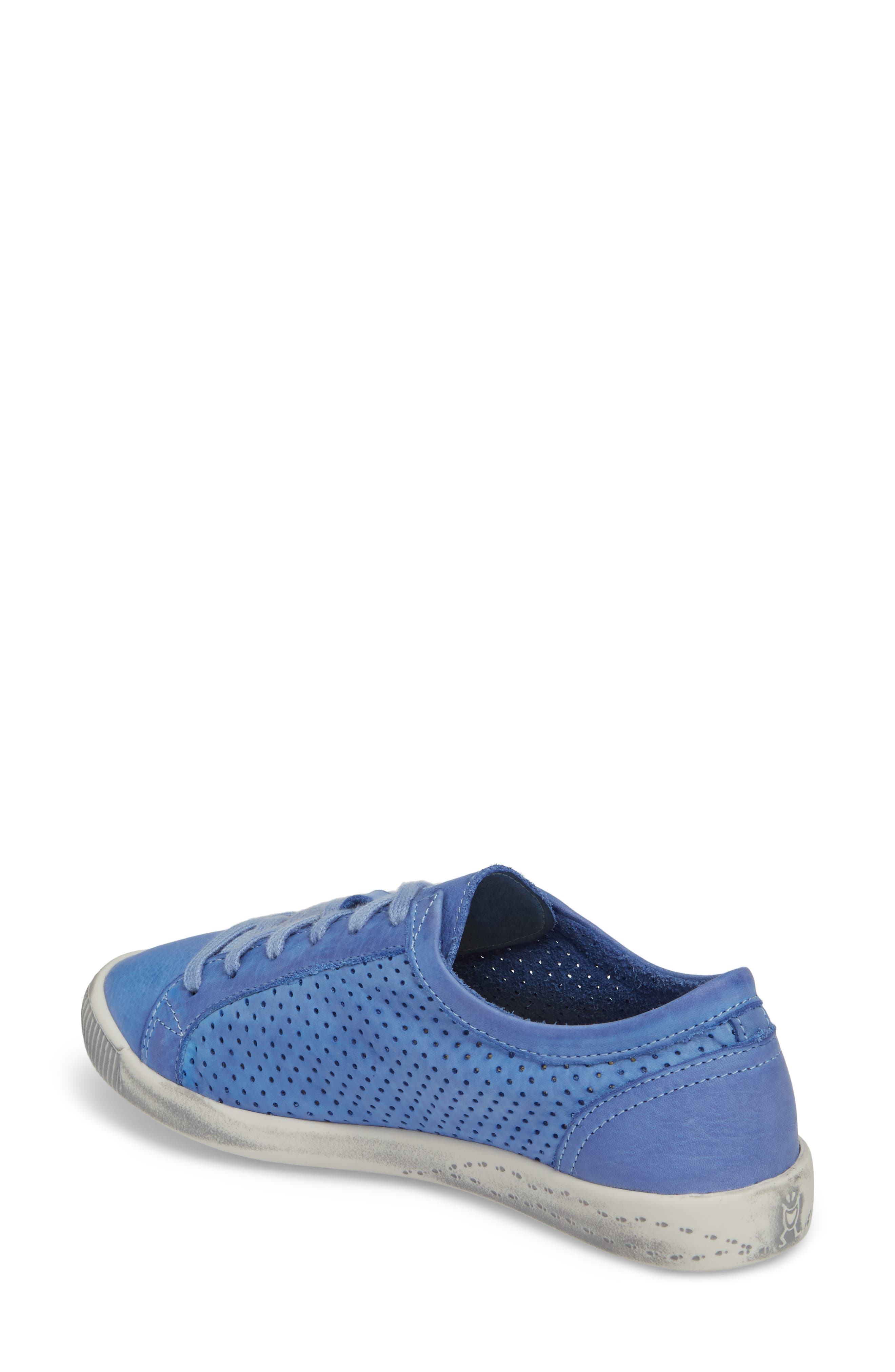 Ica Sneaker,                             Alternate thumbnail 2, color,                             Lavender Leather