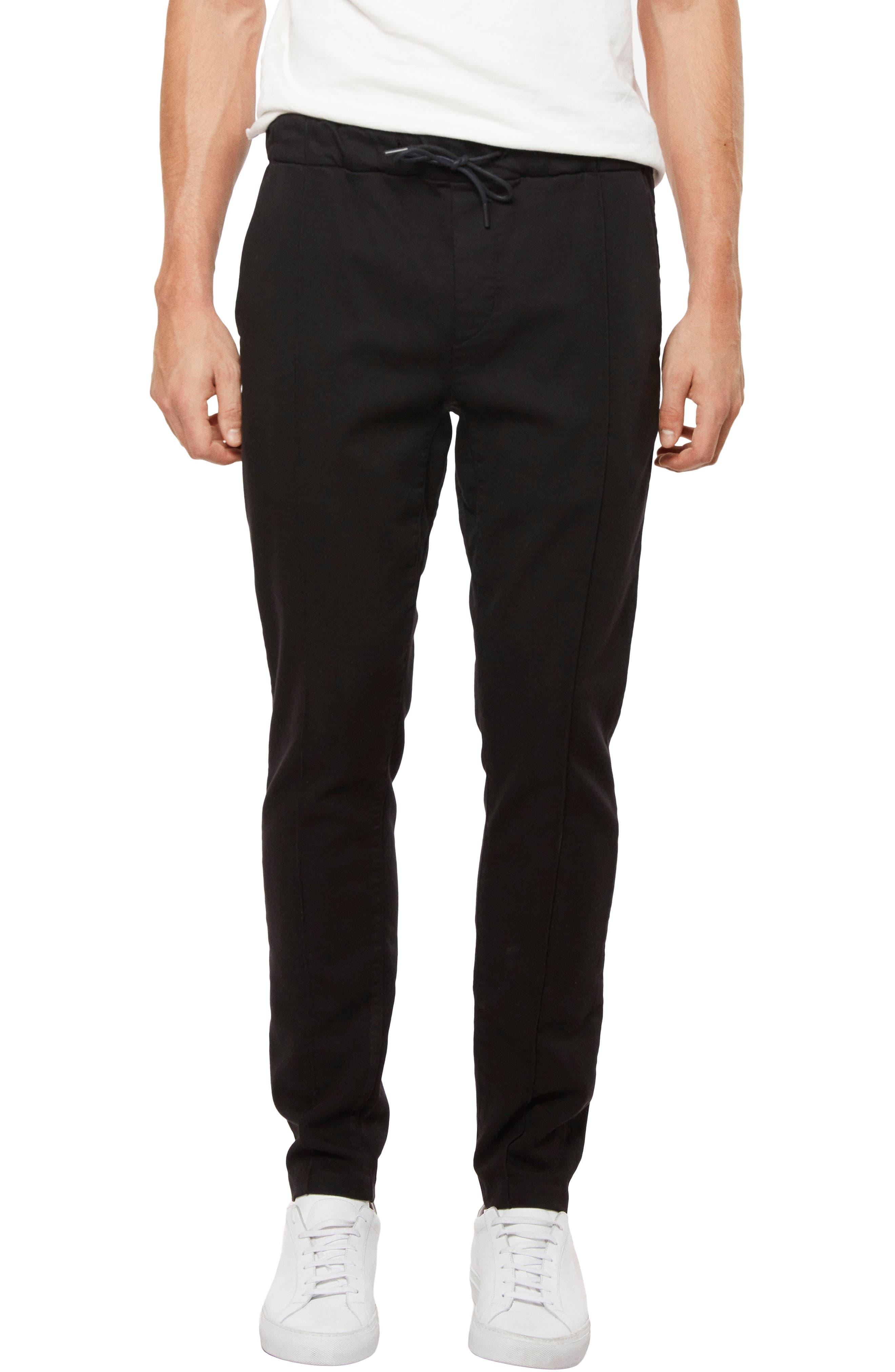 Wakat Relaxed Fit Jogger Pants,                             Main thumbnail 1, color,                             Black