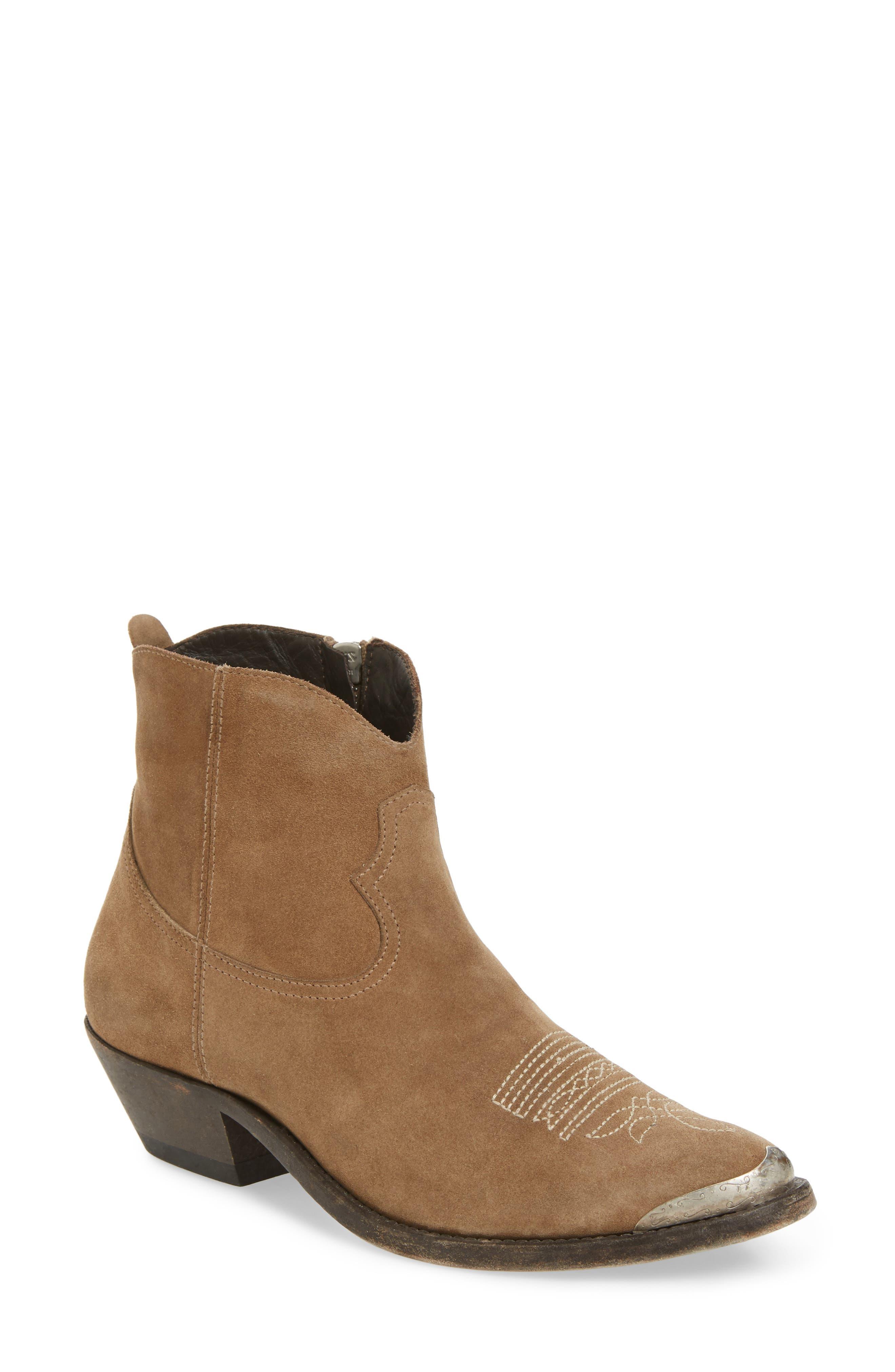 Golden Goose Young Western Boot (Women)
