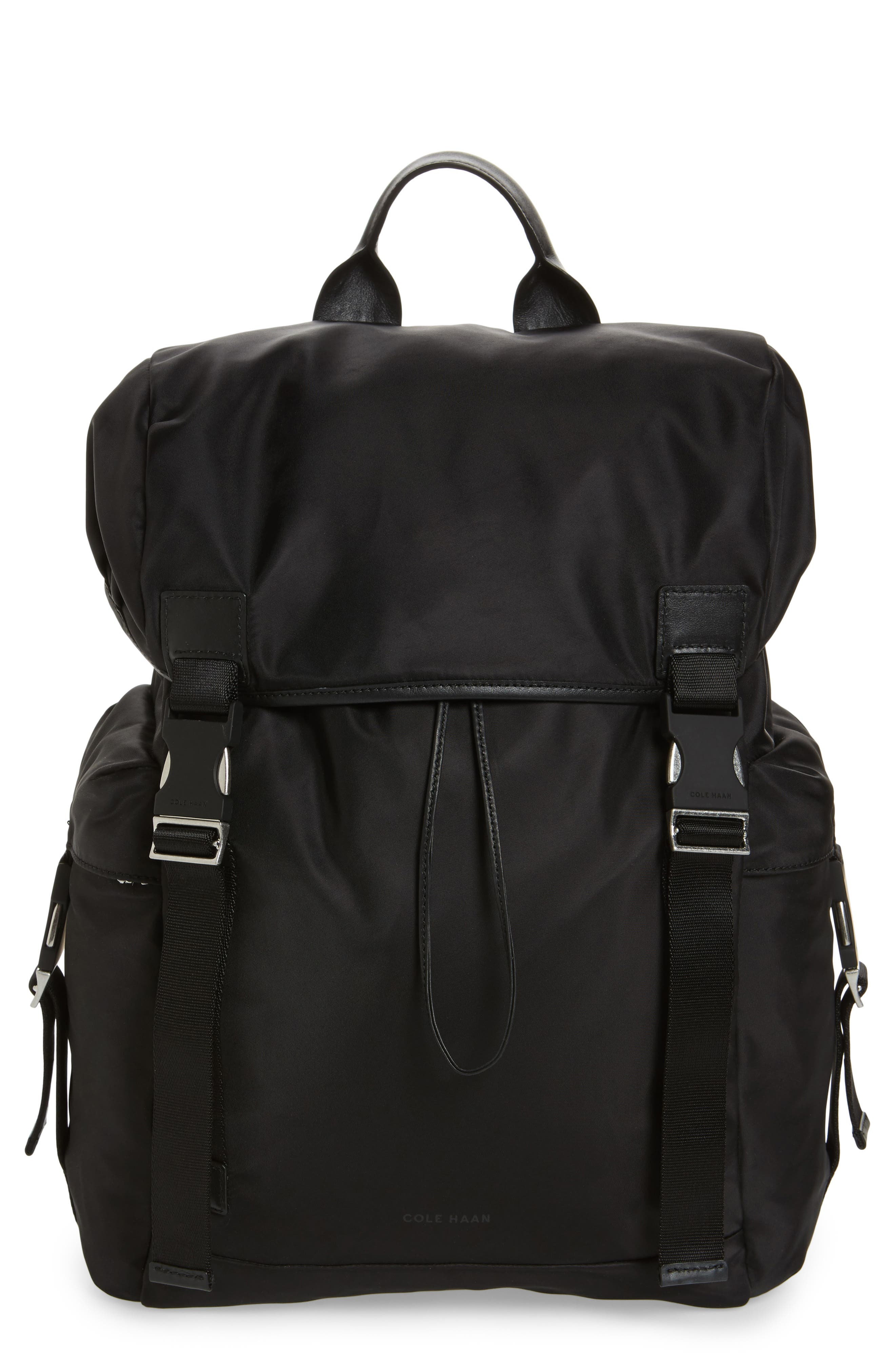 City Backpack,                             Main thumbnail 1, color,                             Black