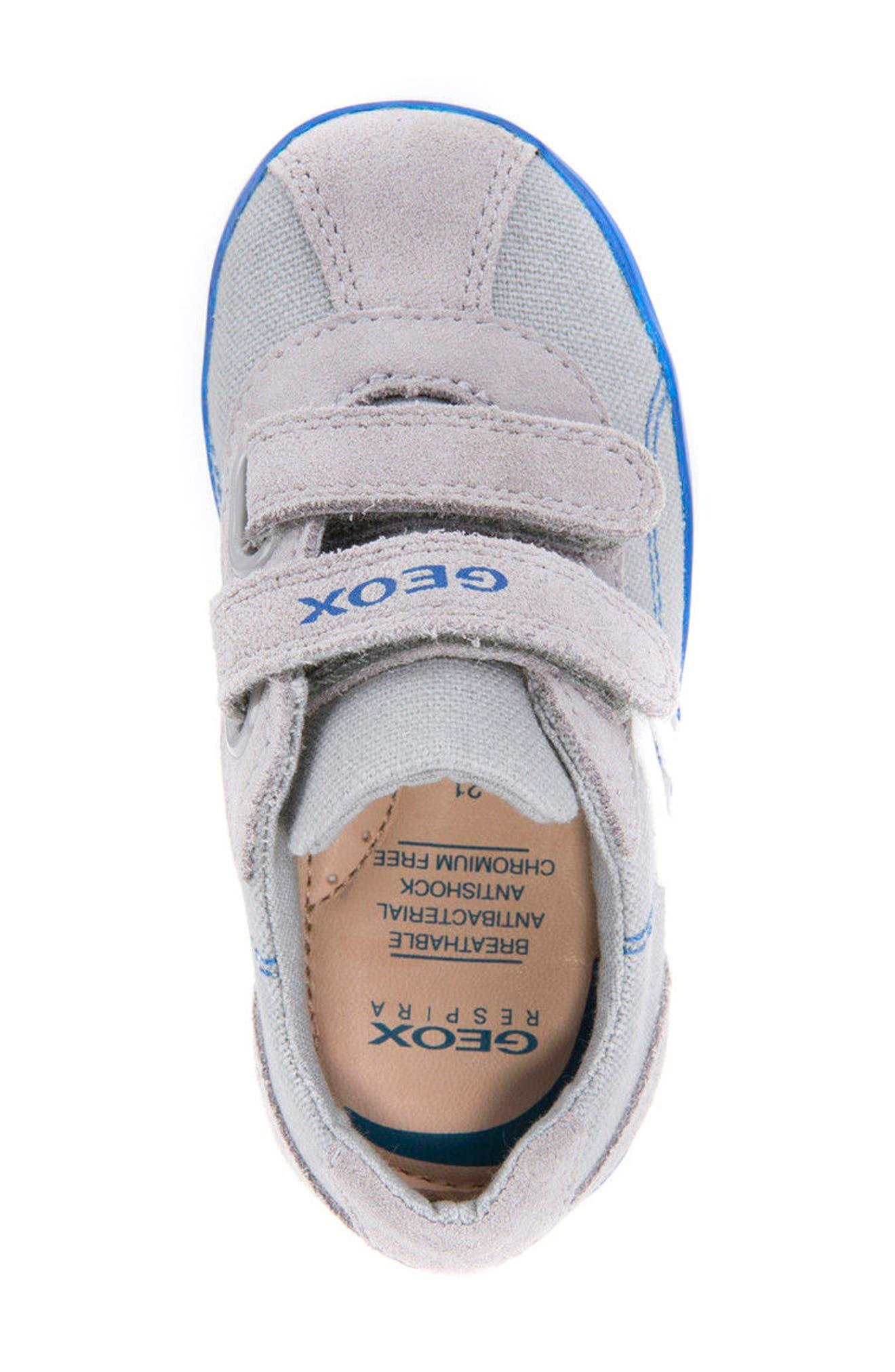 Kilwi Low Top Sneaker,                             Alternate thumbnail 5, color,                             Grey