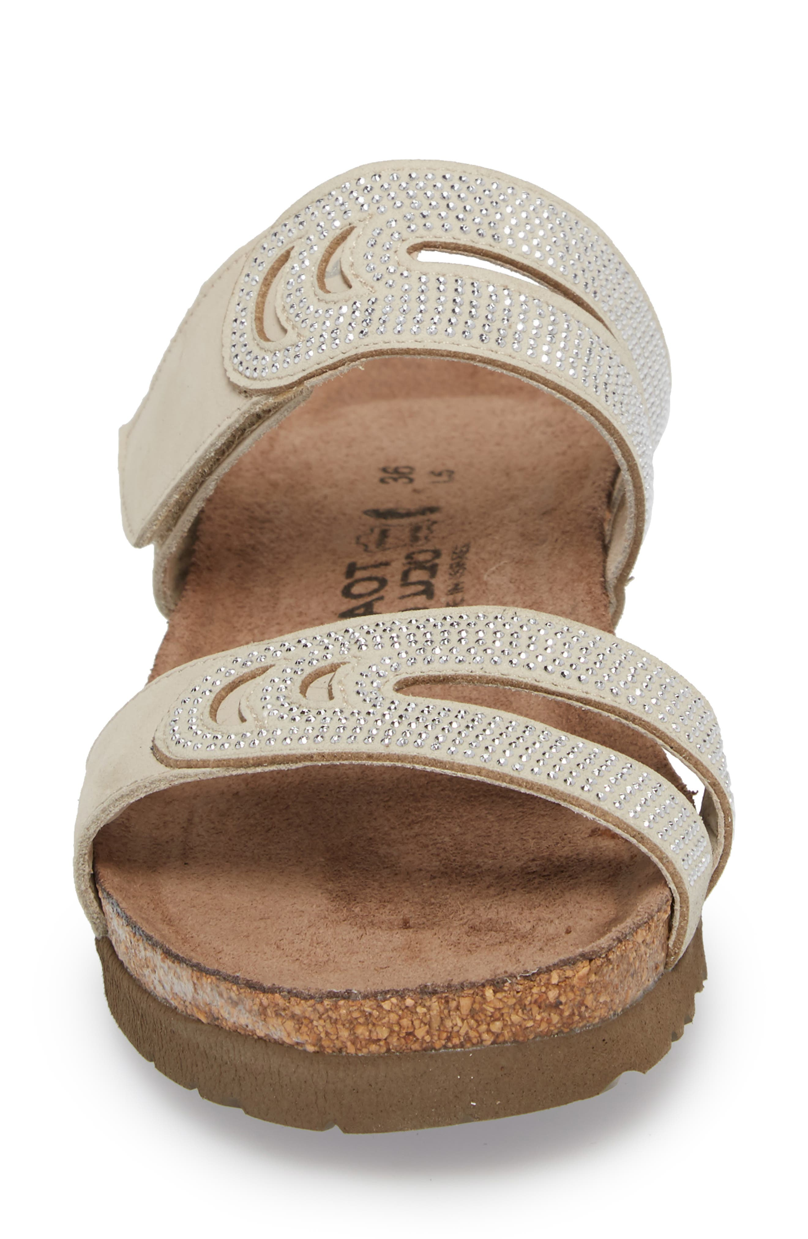 Alternate Image 4  - Naot Ainsley Studded Slide Sandal (Women)