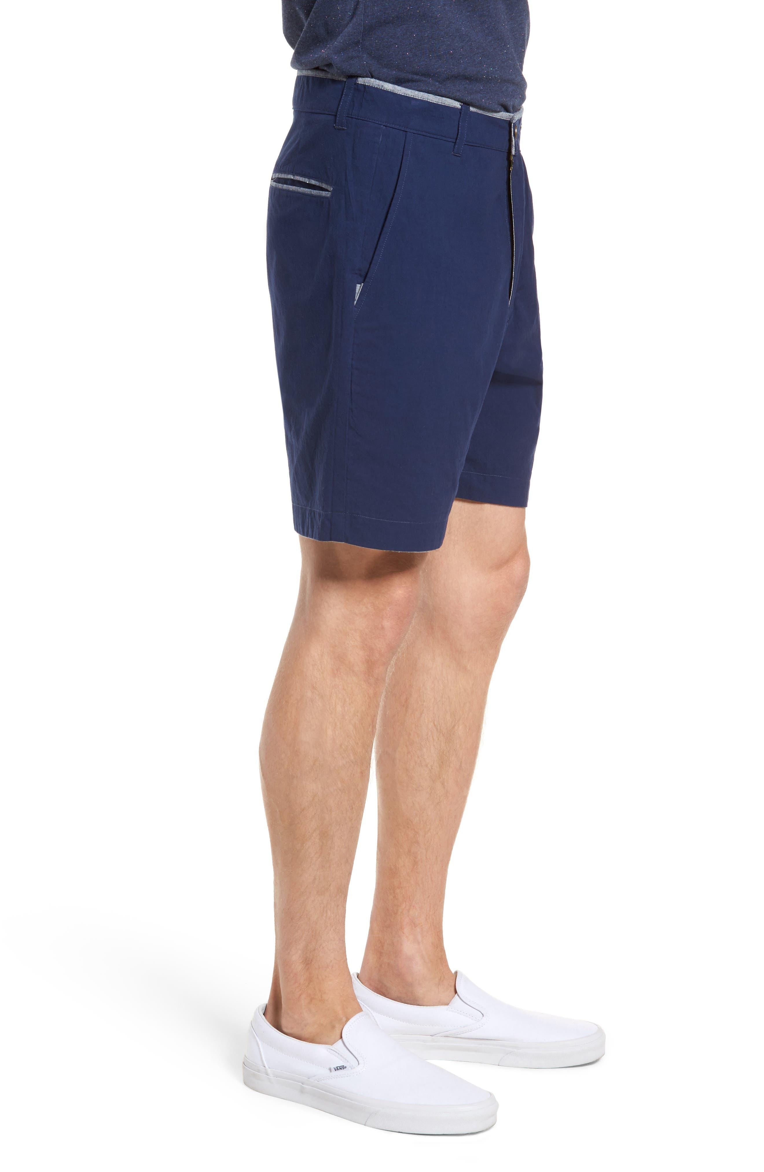 Rock Steady Reversible Shorts,                             Alternate thumbnail 4, color,                             Grey