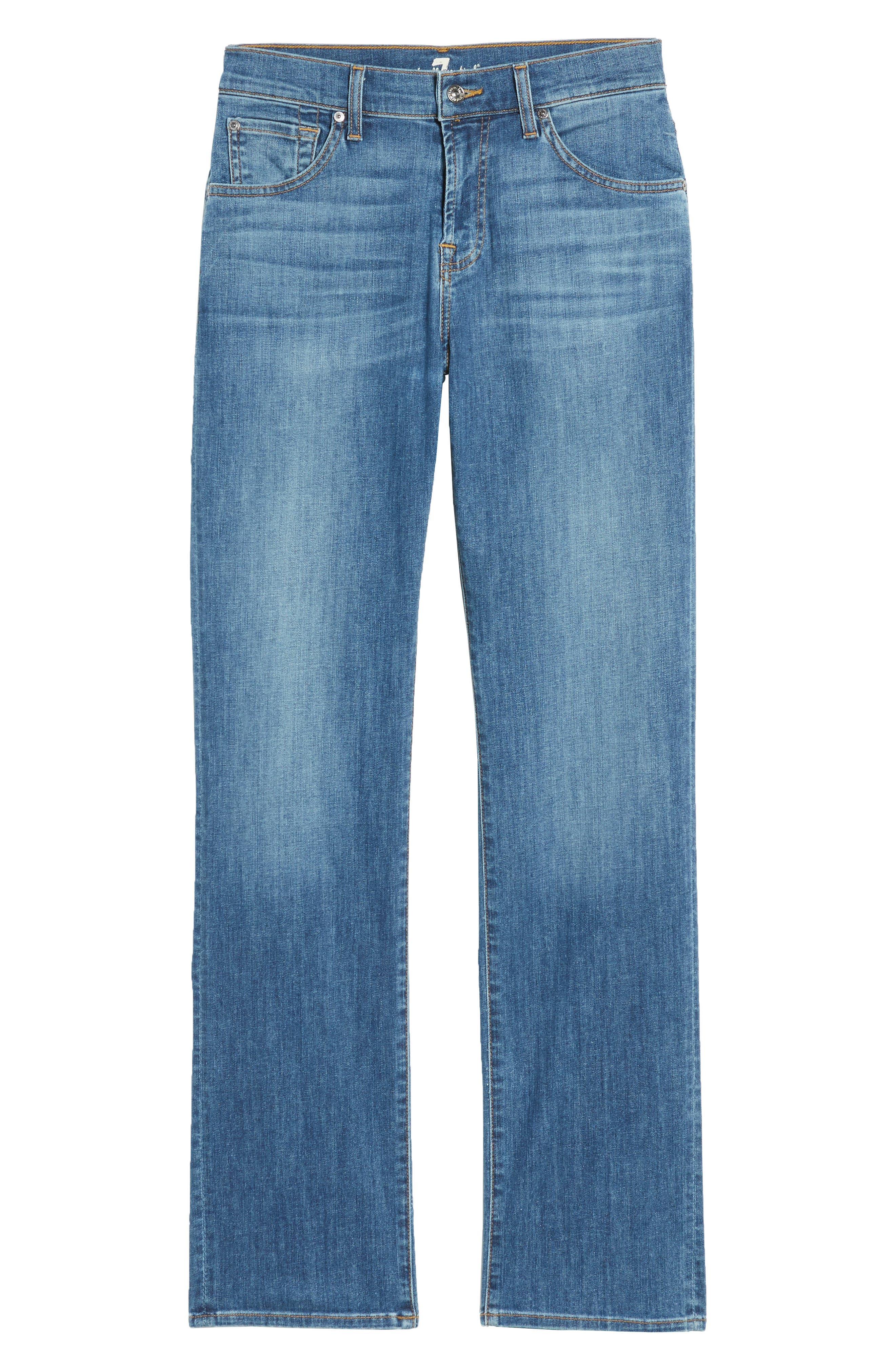 Austyn Relaxed Fit Jeans,                             Alternate thumbnail 6, color,                             Rain Shadow