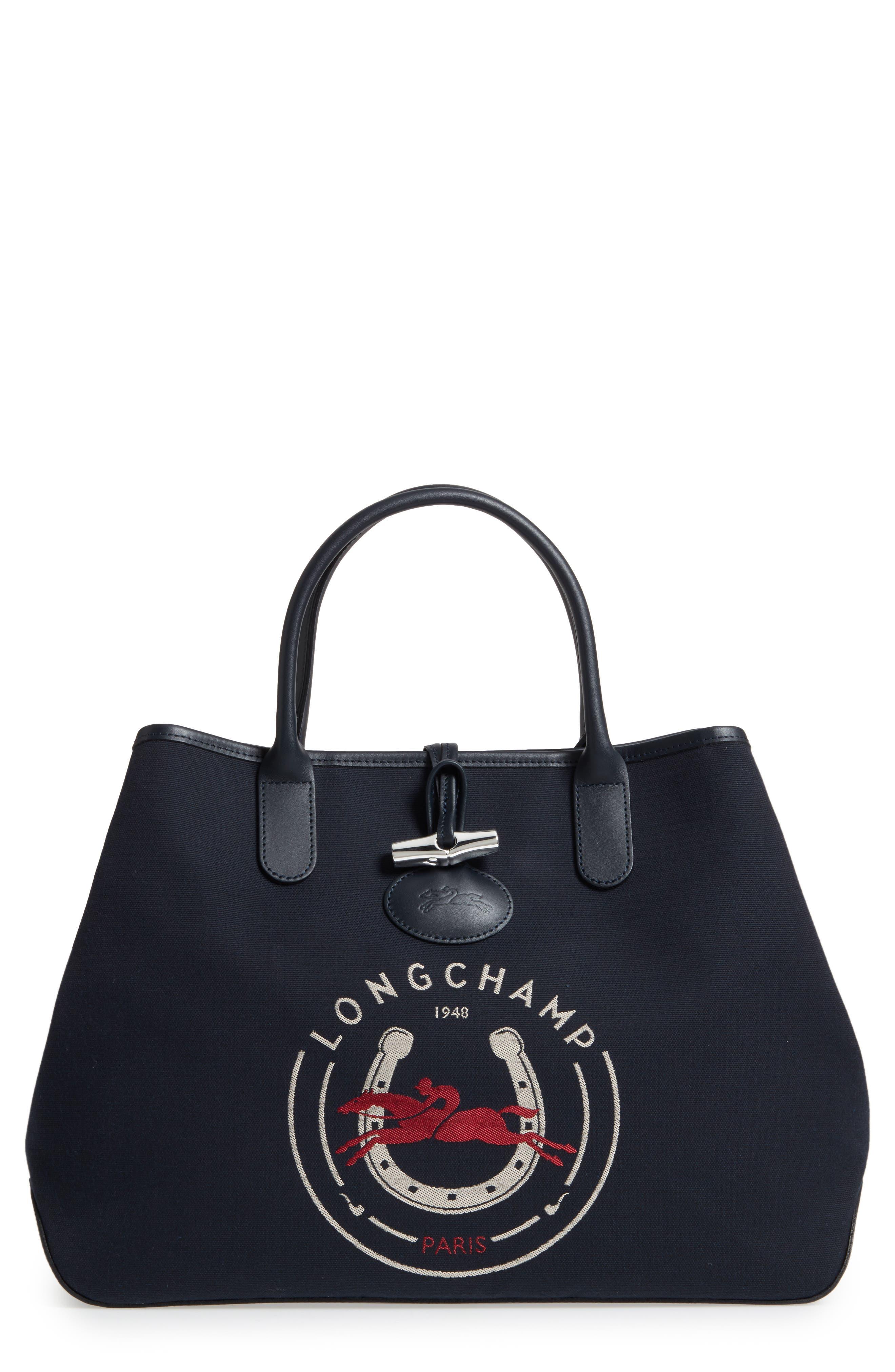 Longchamp Roseau 1948 Tote