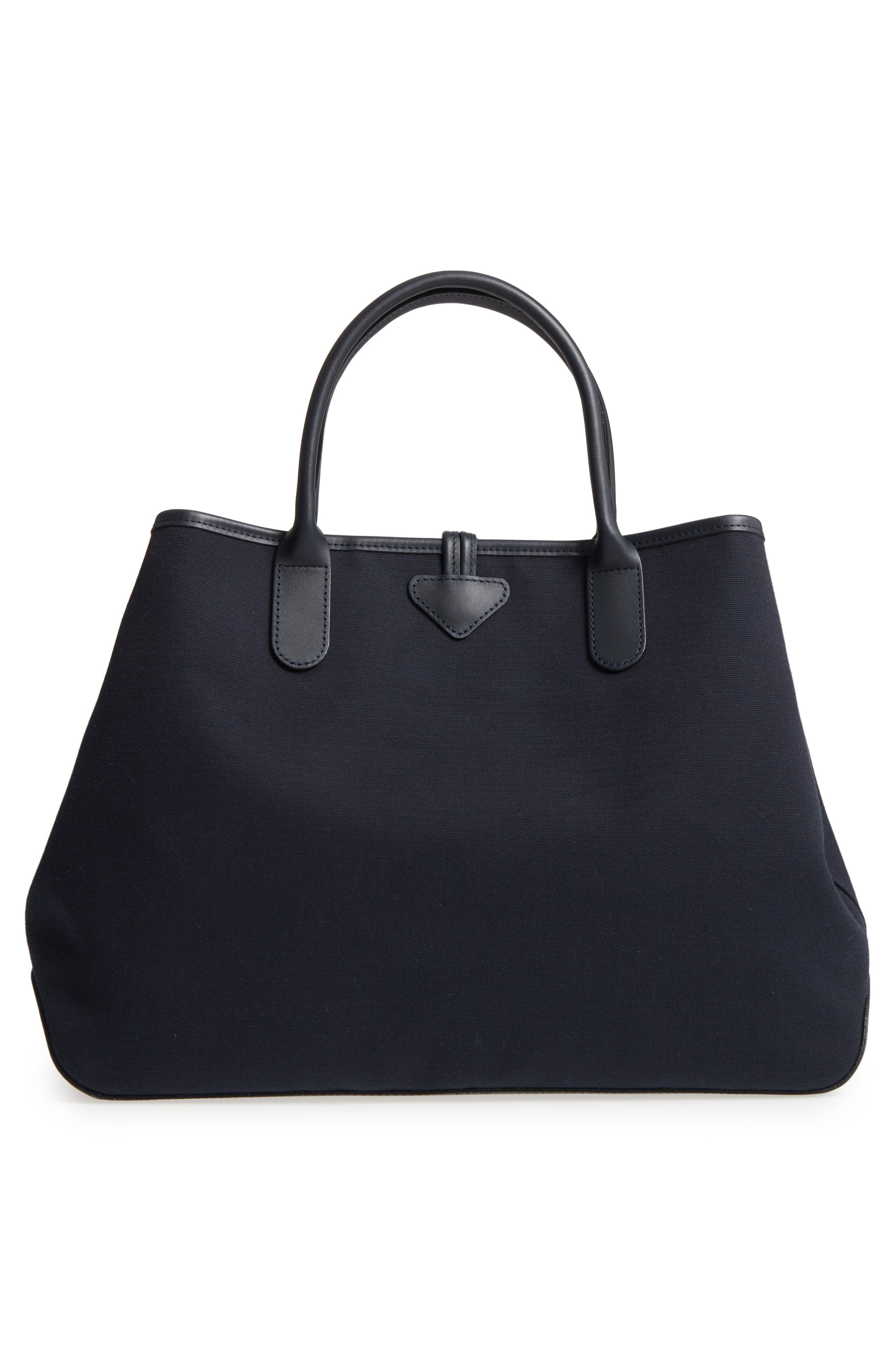 Roseau 1948 Tote,                             Alternate thumbnail 3, color,                             Navy
