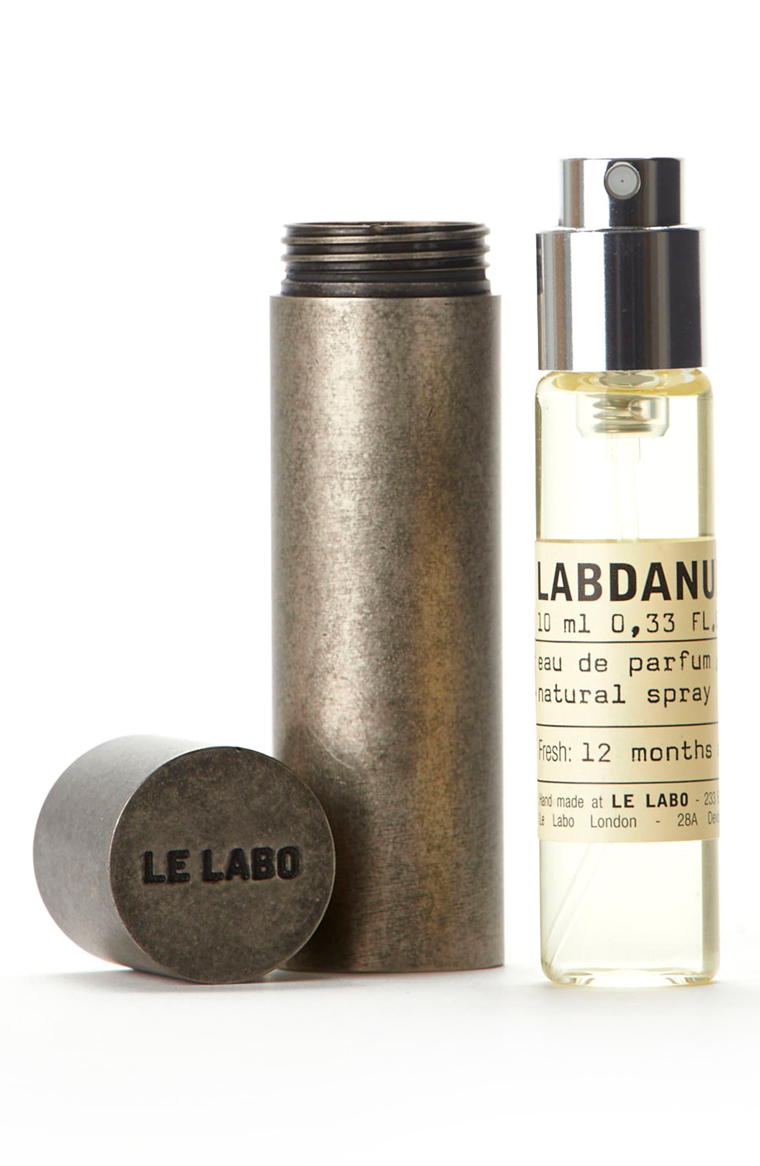 Main Image - Le Labo 'Labdanum 18' Travel Tube
