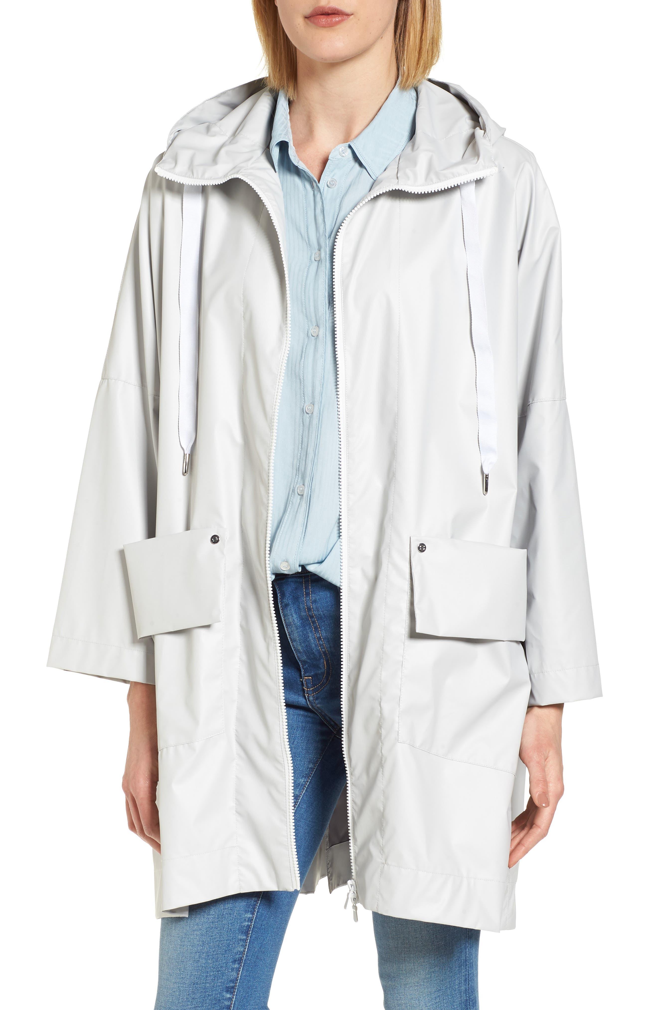 Sosken Febe Hooded Raincoat