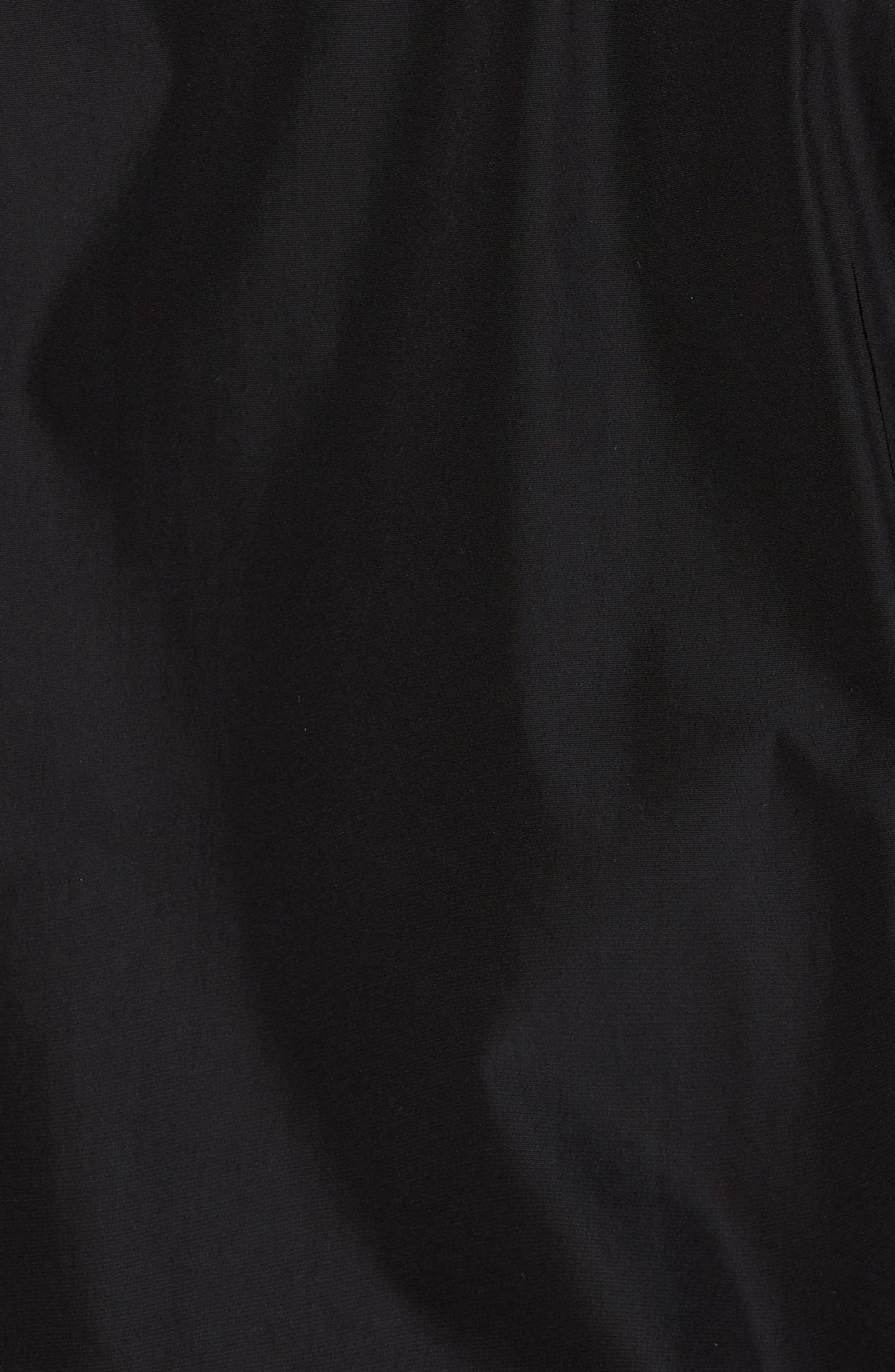 Caius Jacket,                             Alternate thumbnail 5, color,                             Black