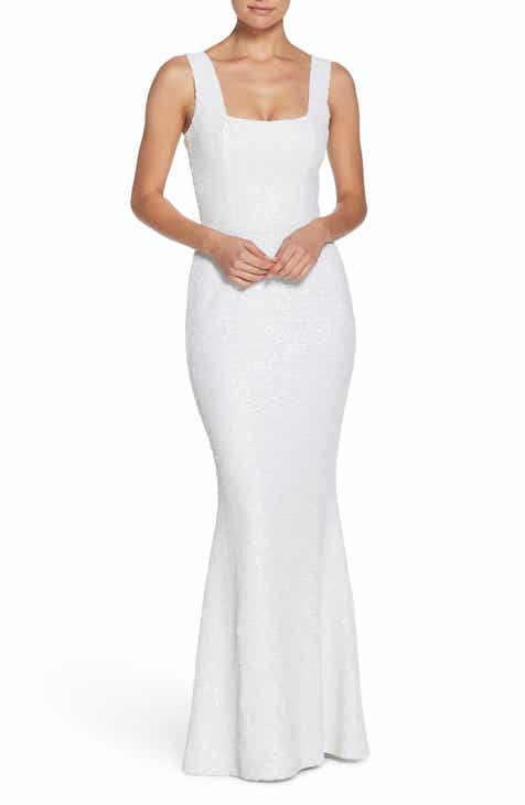 White Cocktail Amp Party Dresses Nordstrom