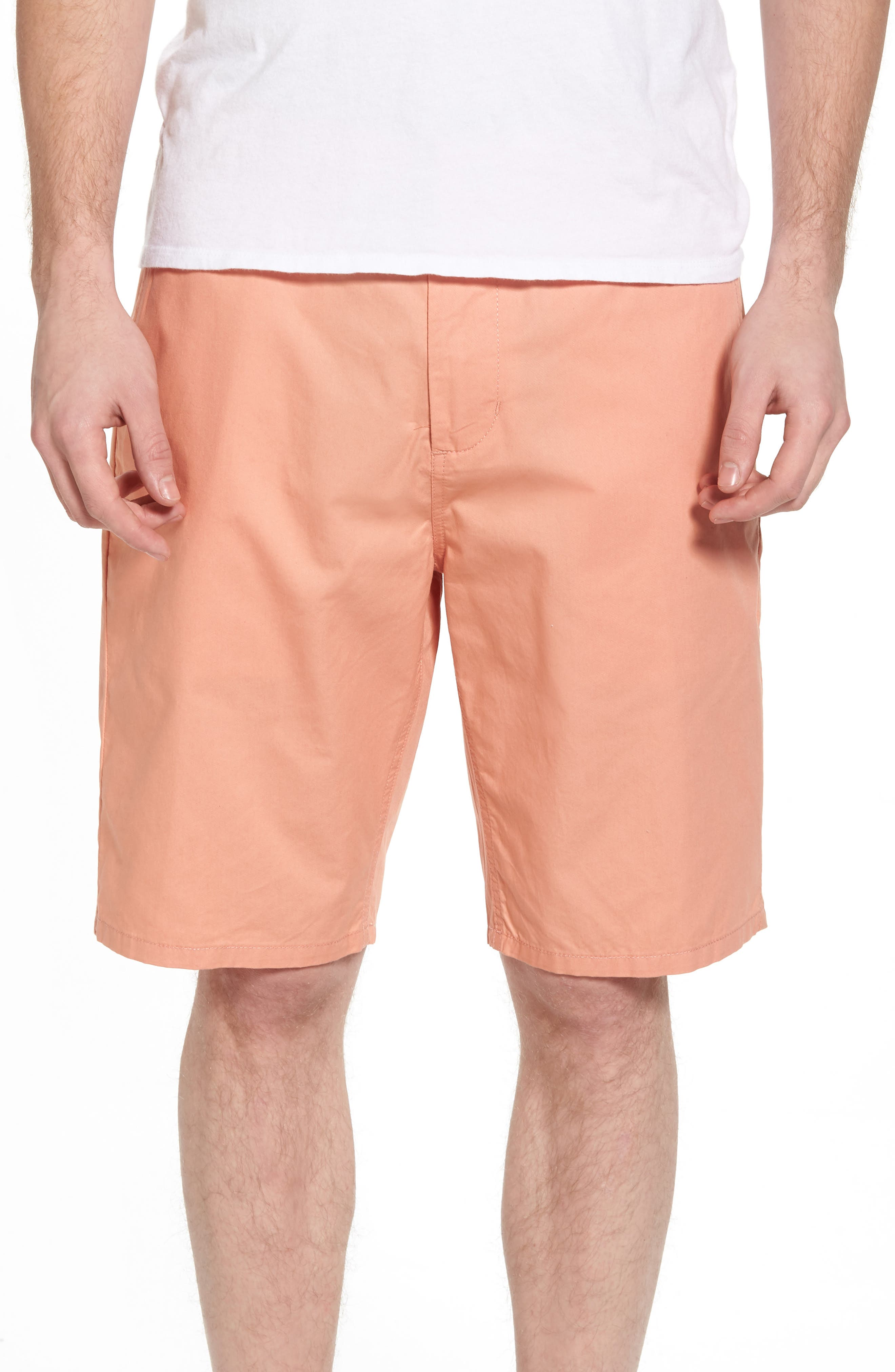 Straggler Light Shorts,                             Main thumbnail 1, color,                             Dusty Rose