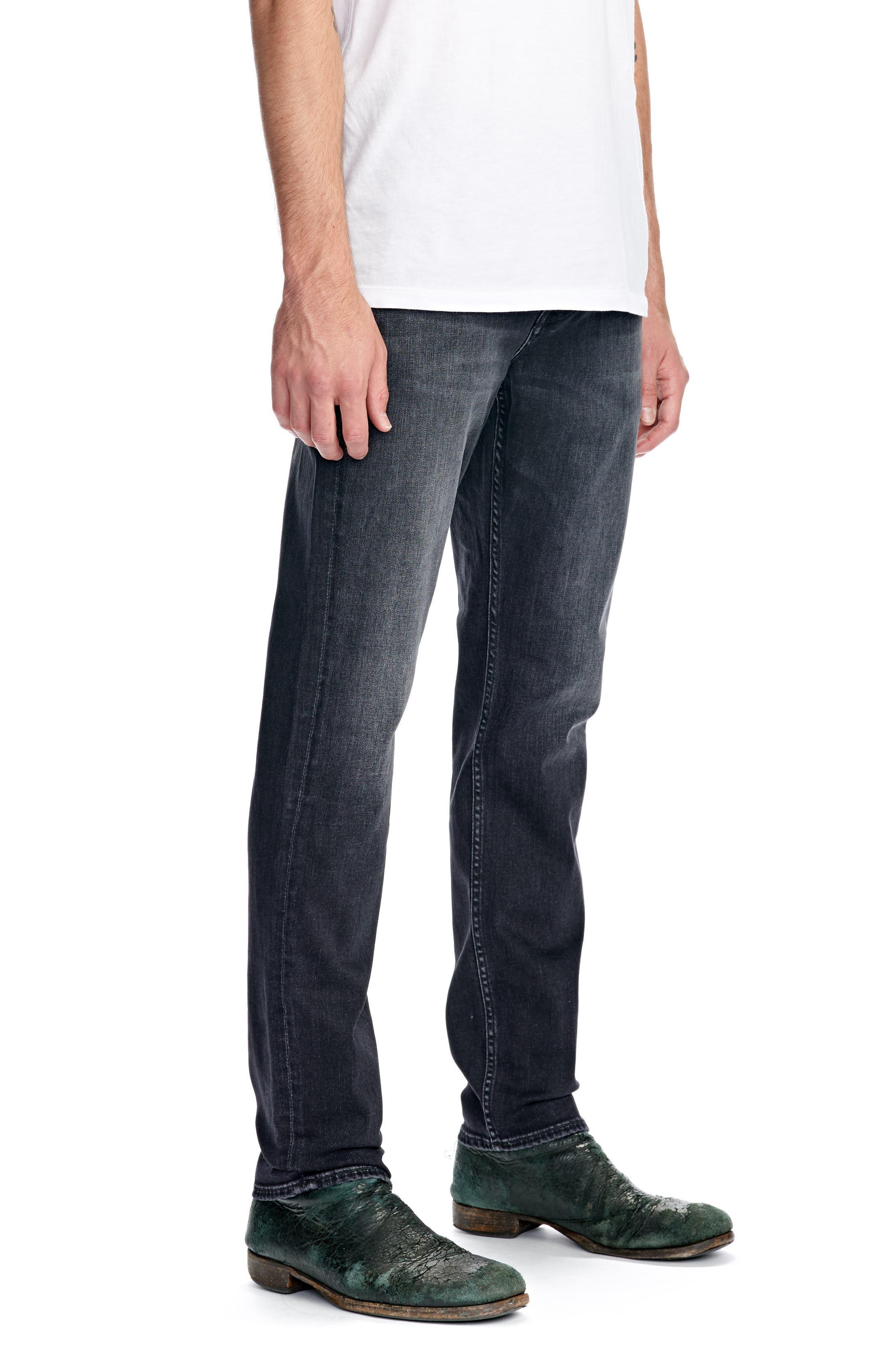 Lou Slim Fit Jeans,                             Alternate thumbnail 3, color,                             Paralyzer