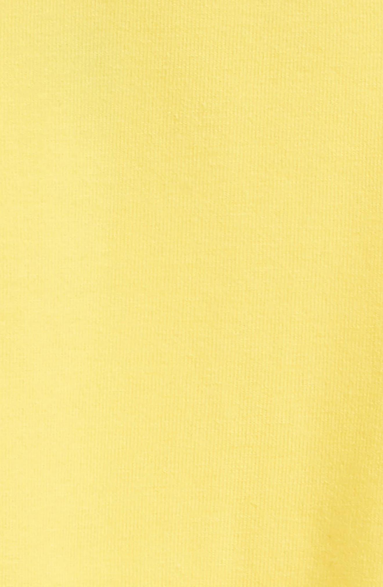 Solid Leggings,                             Alternate thumbnail 2, color,                             Daffodil
