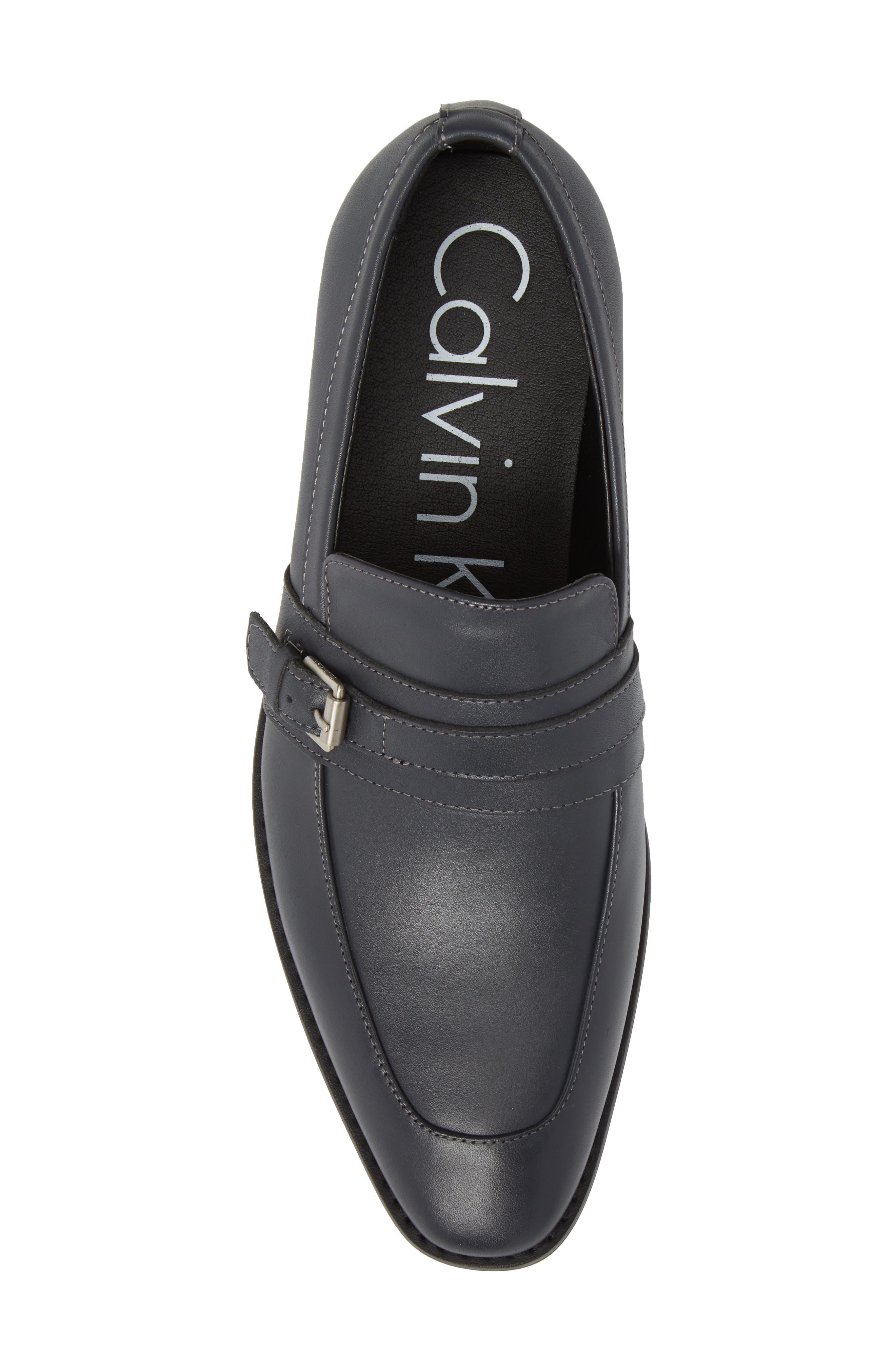 Alternate Image 5  - Calvin Klein Reyes Loafer (Men)