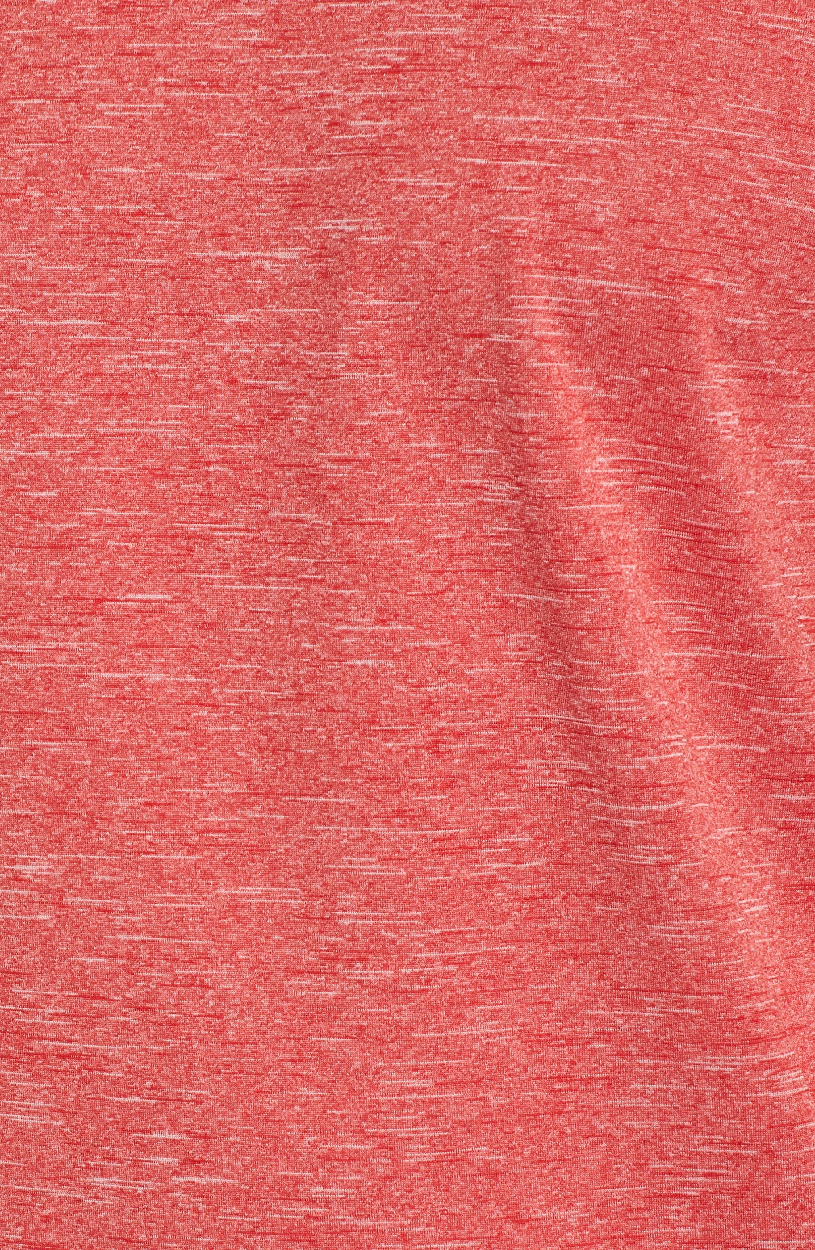 Dry Hydroguard T-Shirt,                             Alternate thumbnail 5, color,                             University Red