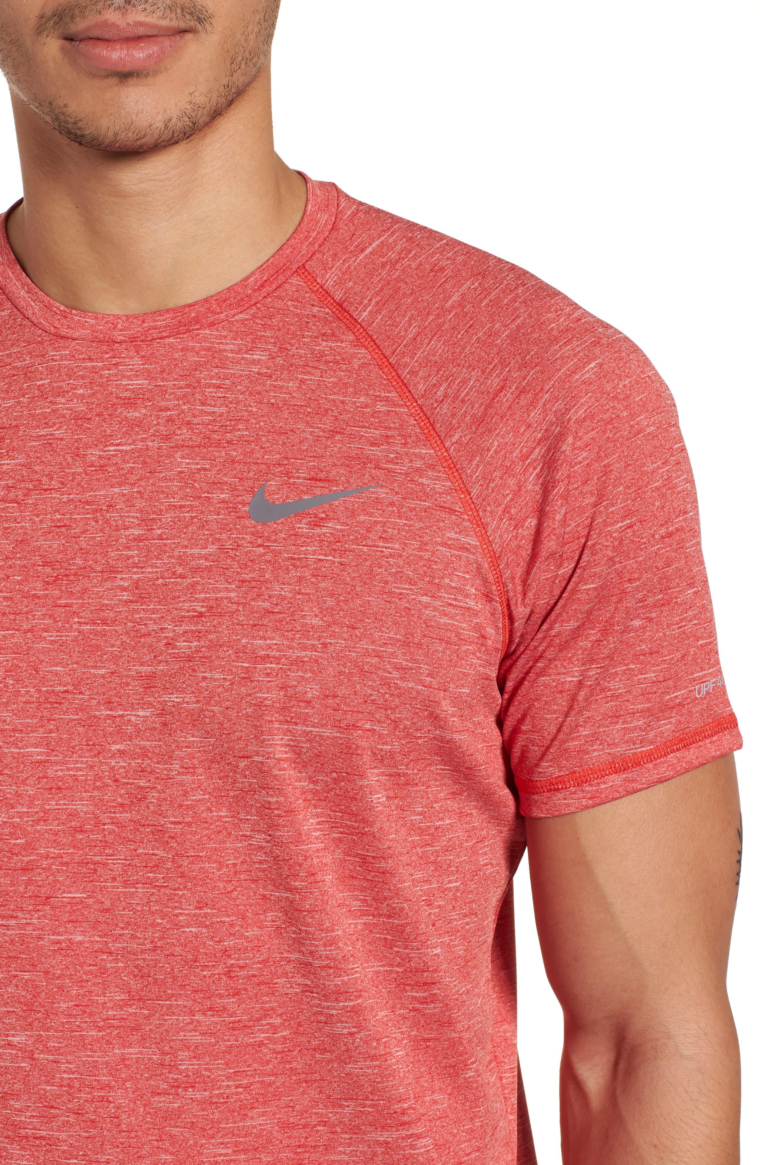 Dry Hydroguard T-Shirt,                             Alternate thumbnail 4, color,                             University Red