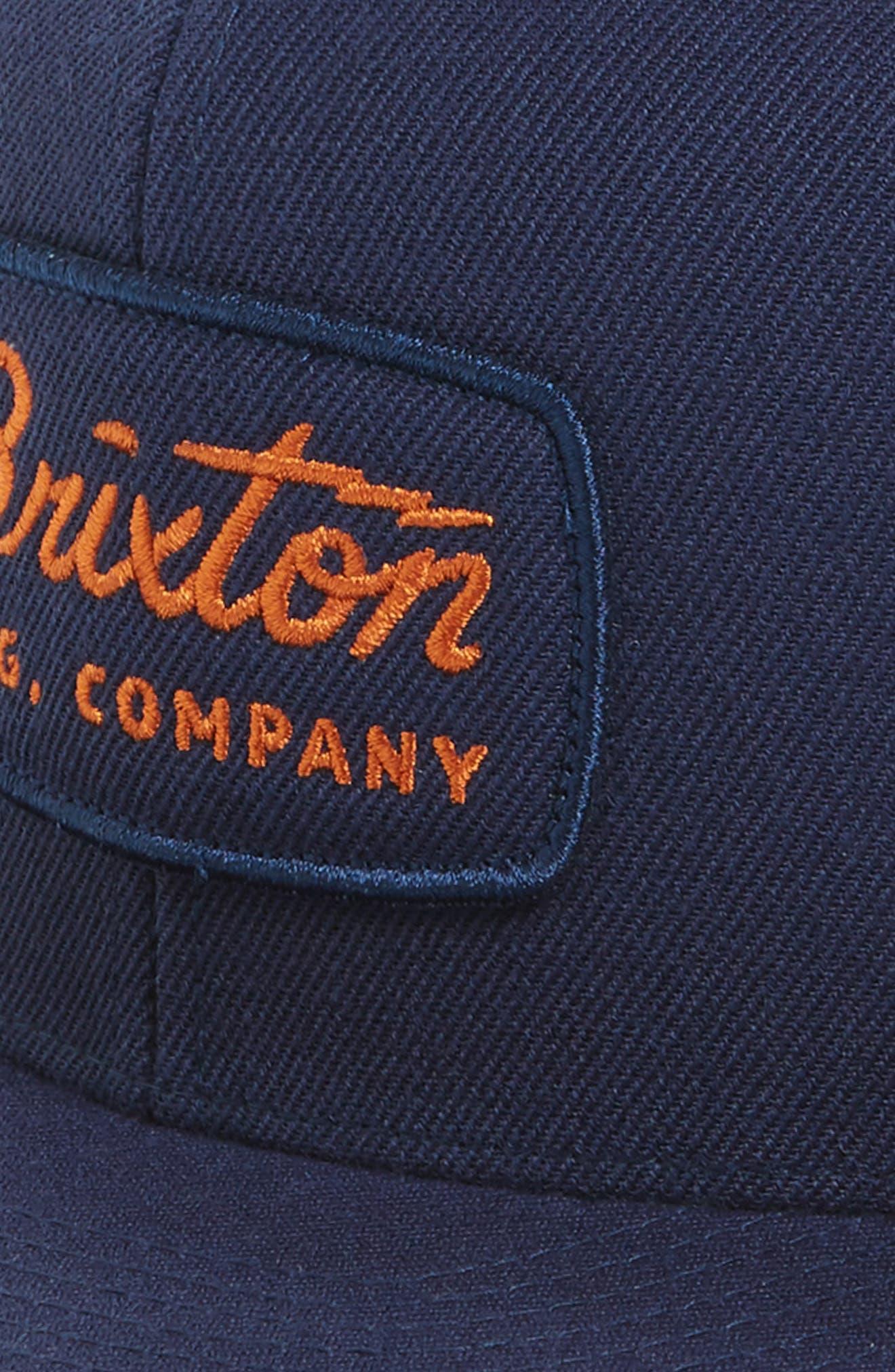 Alternate Image 3  - Brixton 'Jolt' Snapback Cap