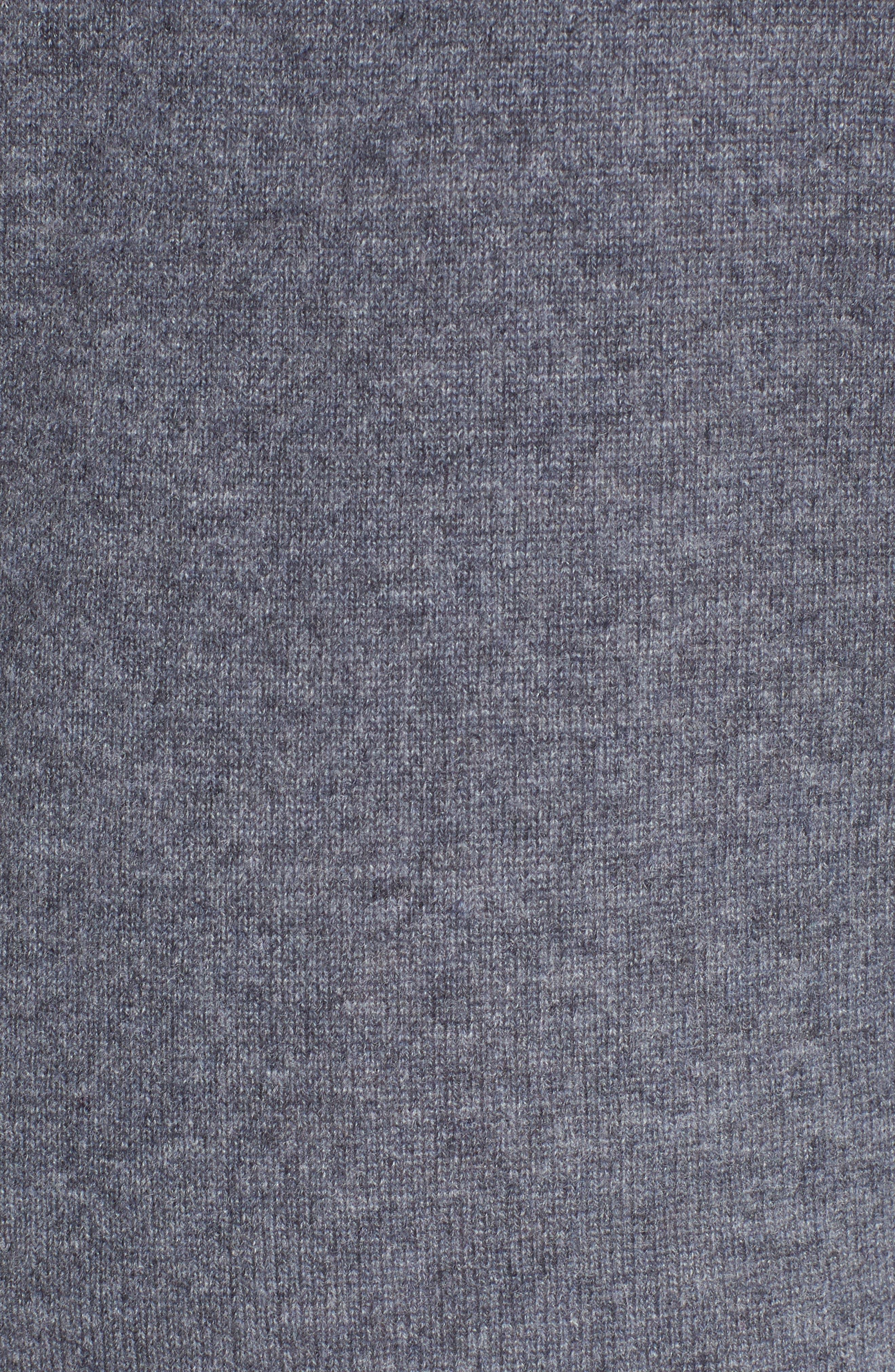 Alternate Image 5  - James Perse Cashmere V-Neck Sweater