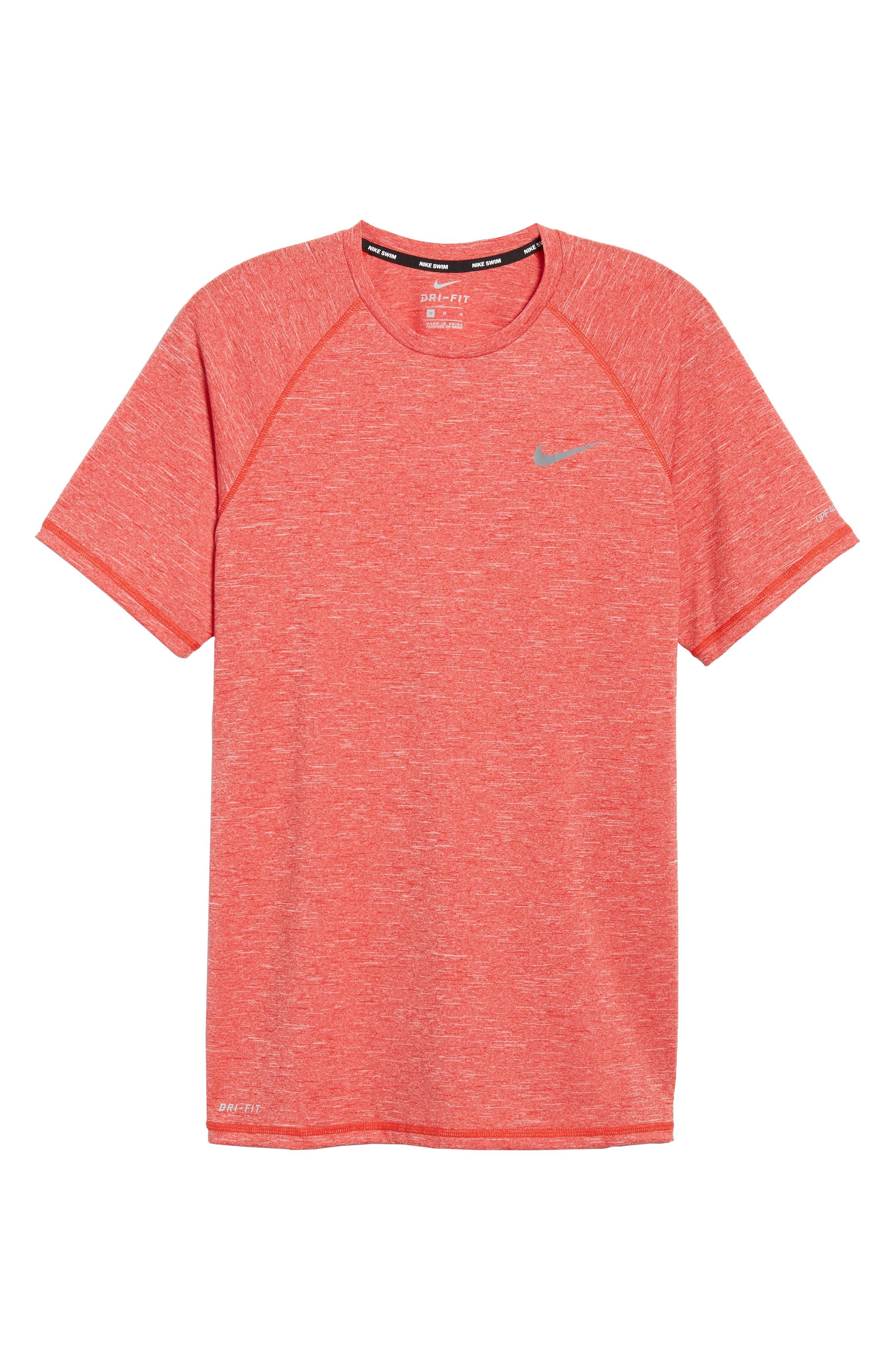 Dry Hydroguard T-Shirt,                             Alternate thumbnail 6, color,                             University Red
