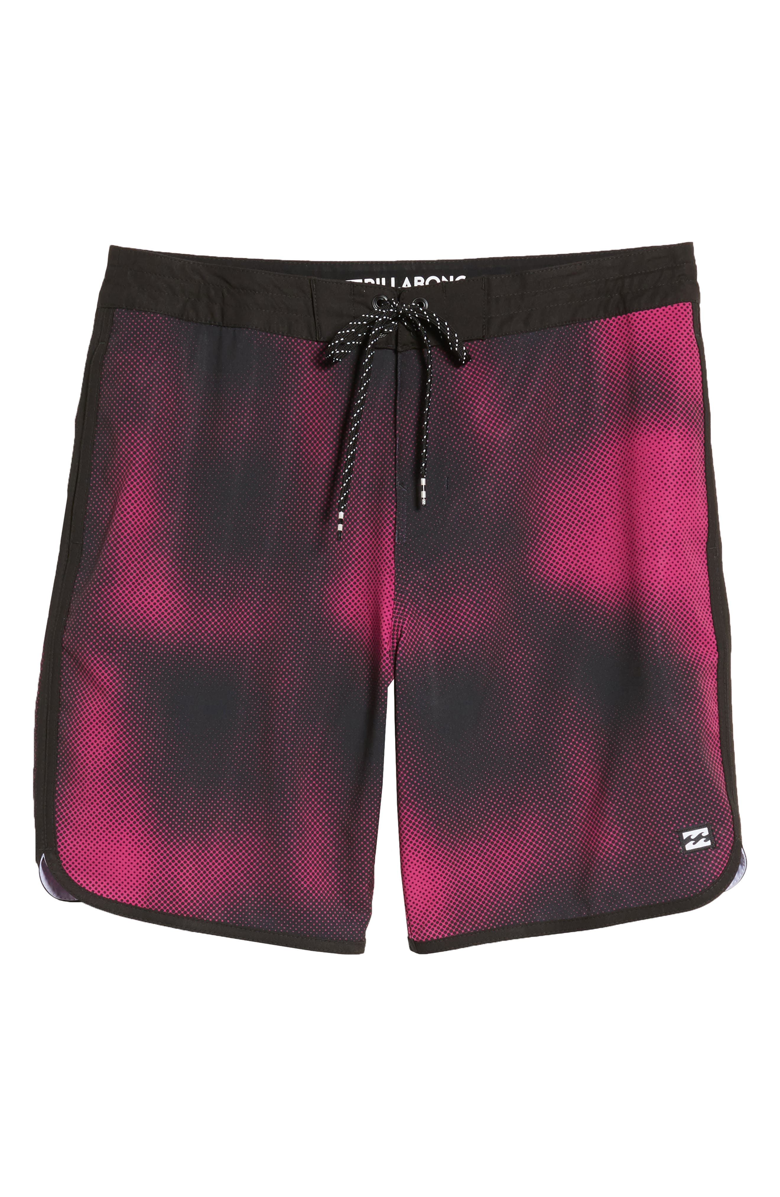73 Lo Tides Lineup Board Shorts,                             Alternate thumbnail 6, color,                             Stealth