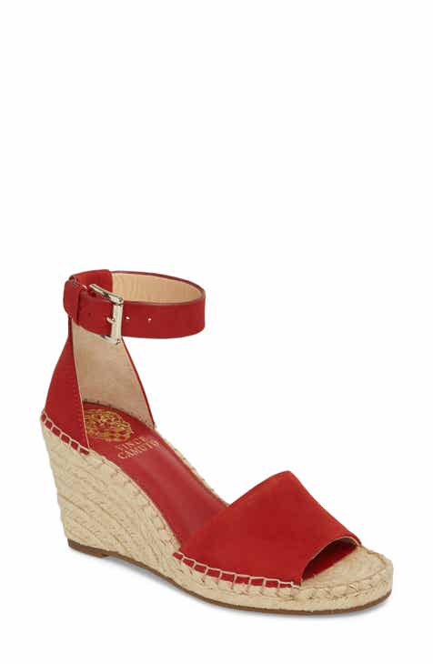 98fc829fd92a Vince Camuto Leera Wedge Sandal (Women)