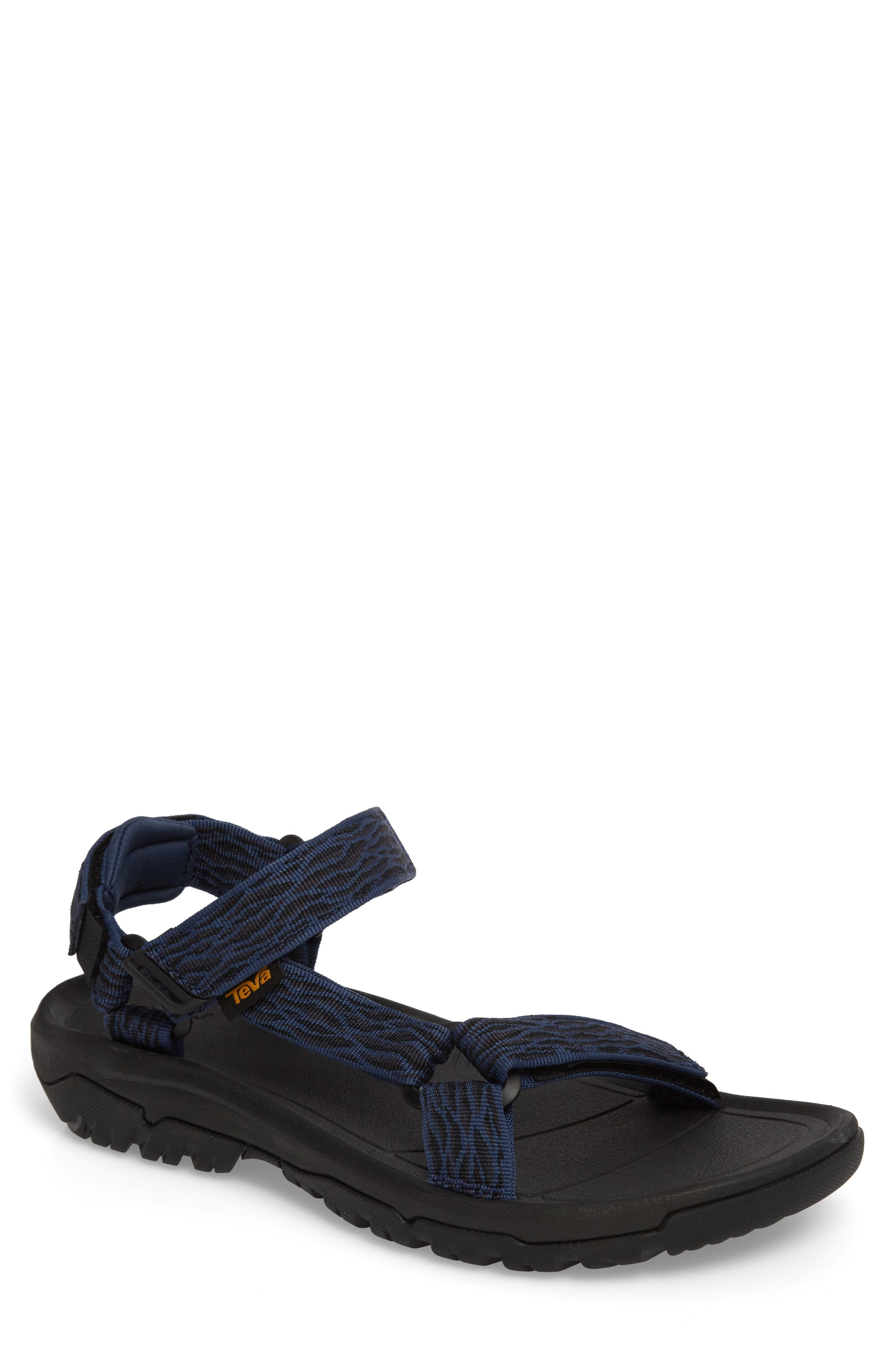 cc440f6088d9 Black Teva Sandals