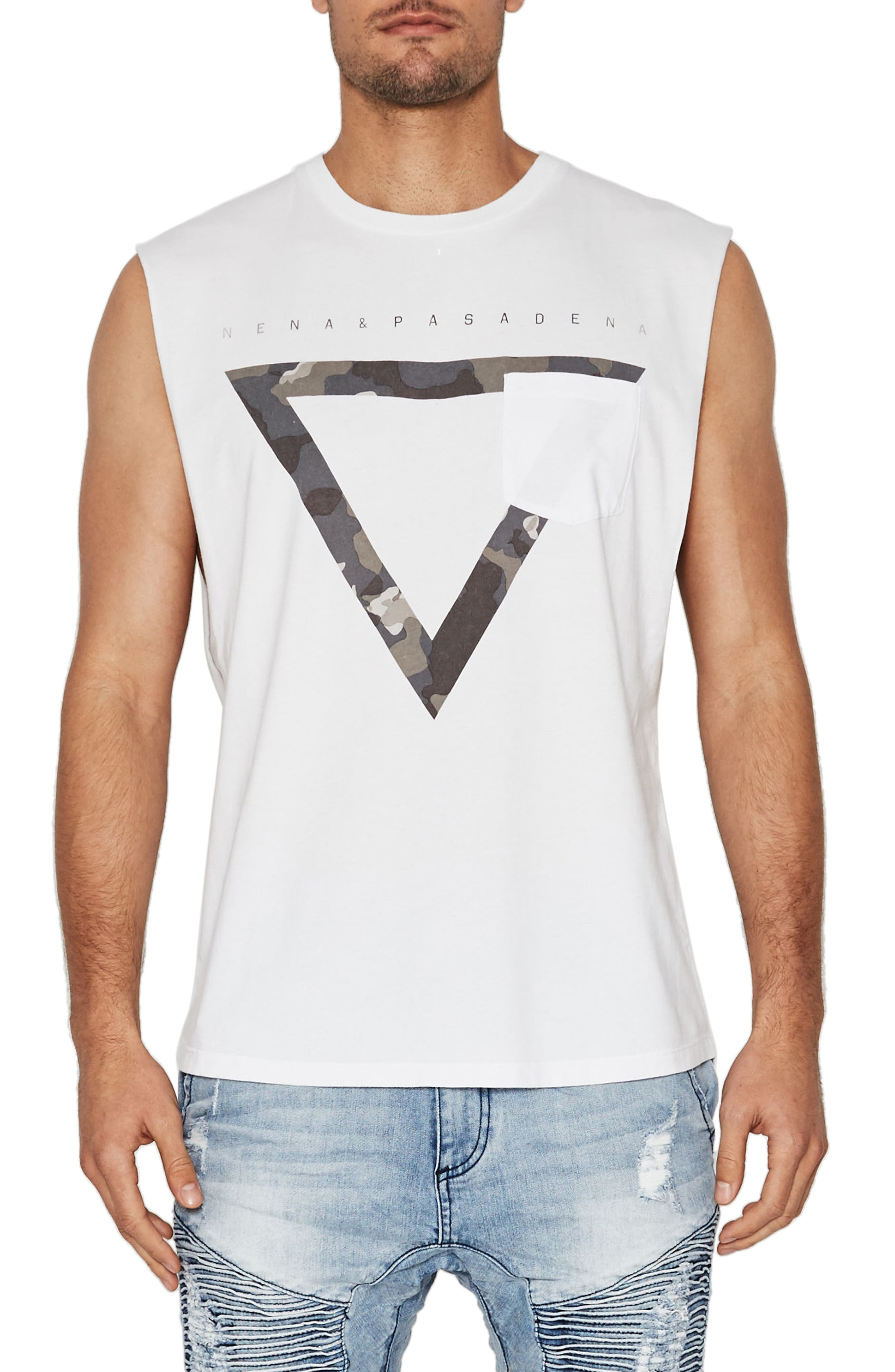 NXP Forgotten Sleeveless T-Shirt