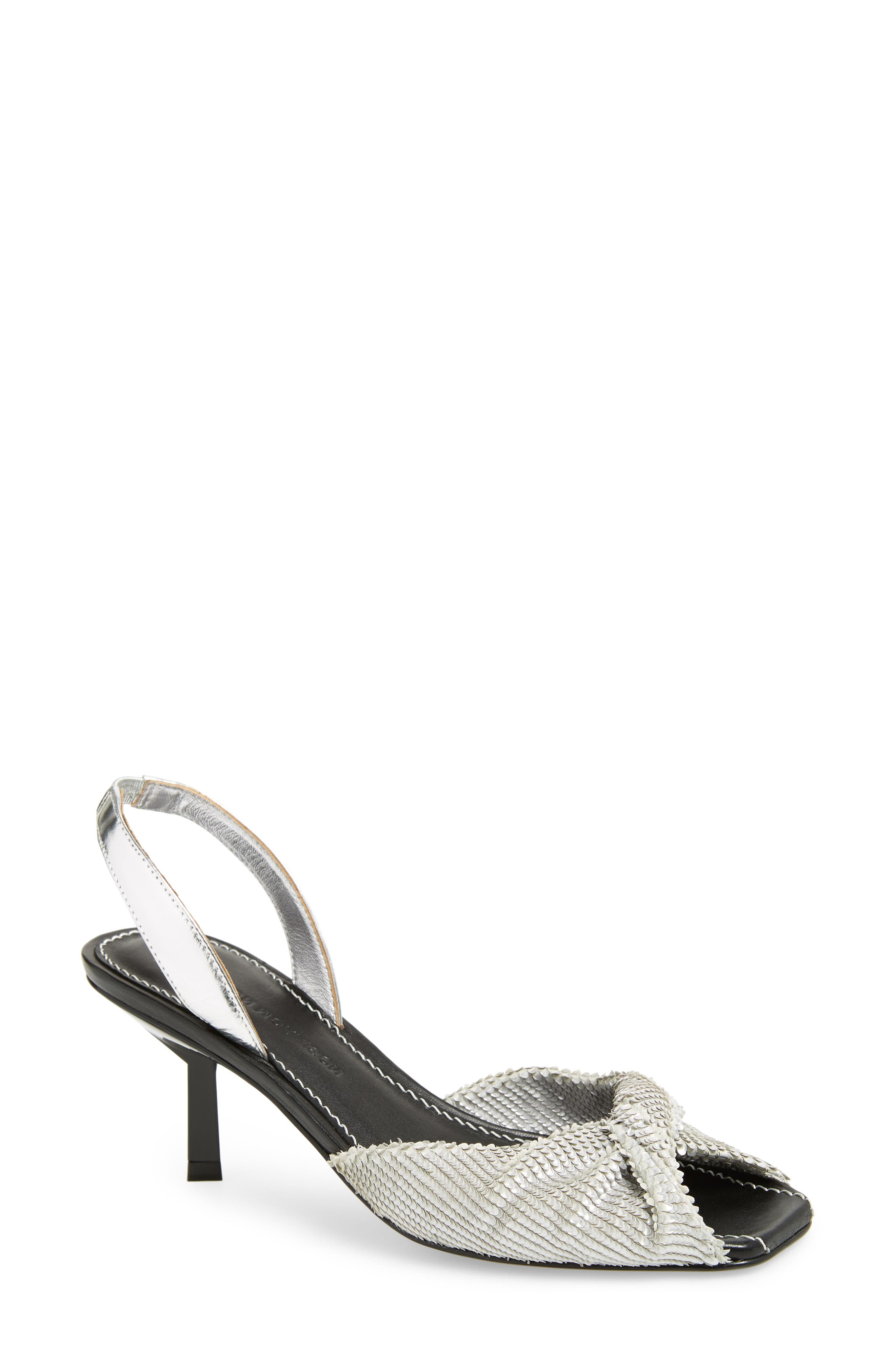 Sigerson Morrison Slingback Sandal (Women)