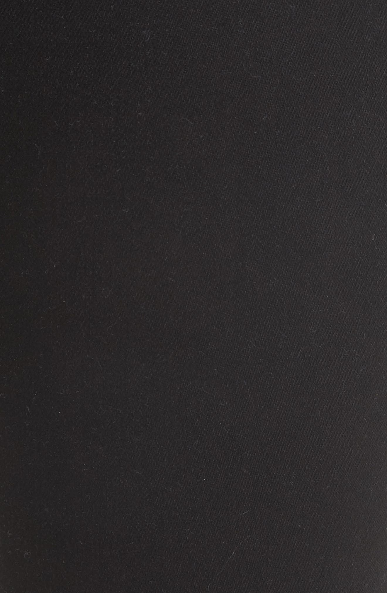 Alternate Image 5  - rag & bone/JEAN Ash High Waist Skinny Jeans (Stone Kuro)