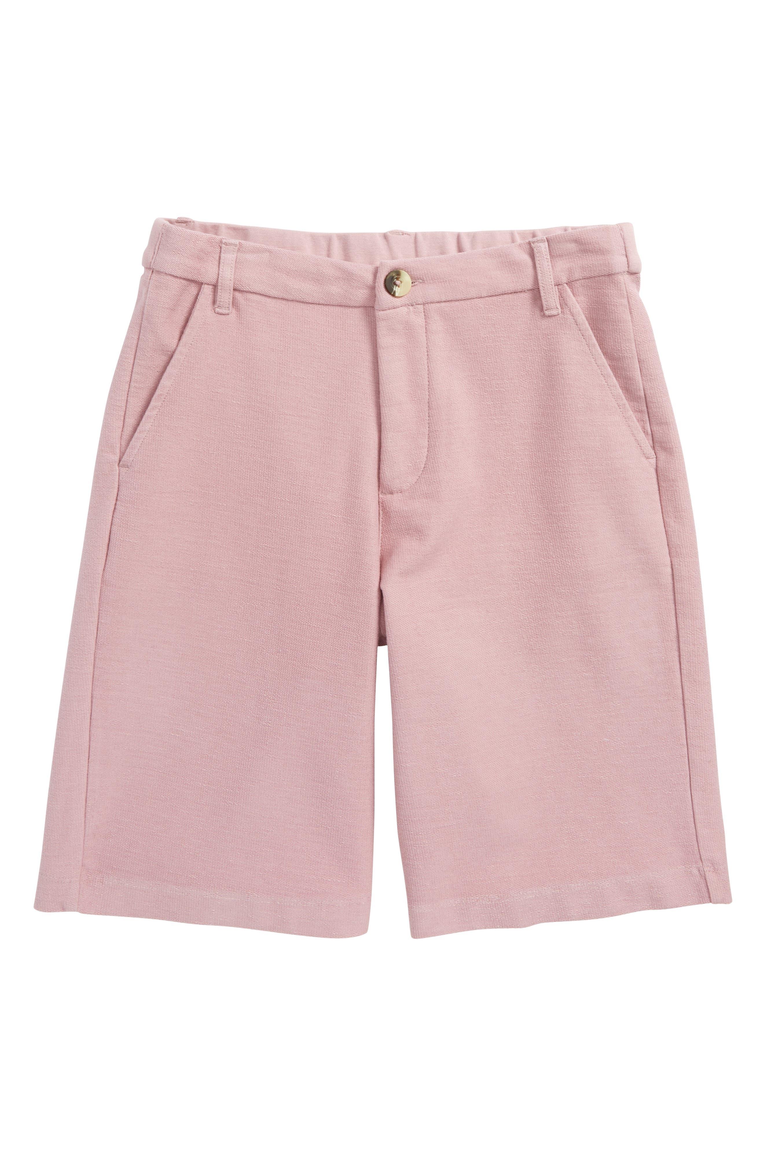 Easton Jersey Shorts,                         Main,                         color, Mauve