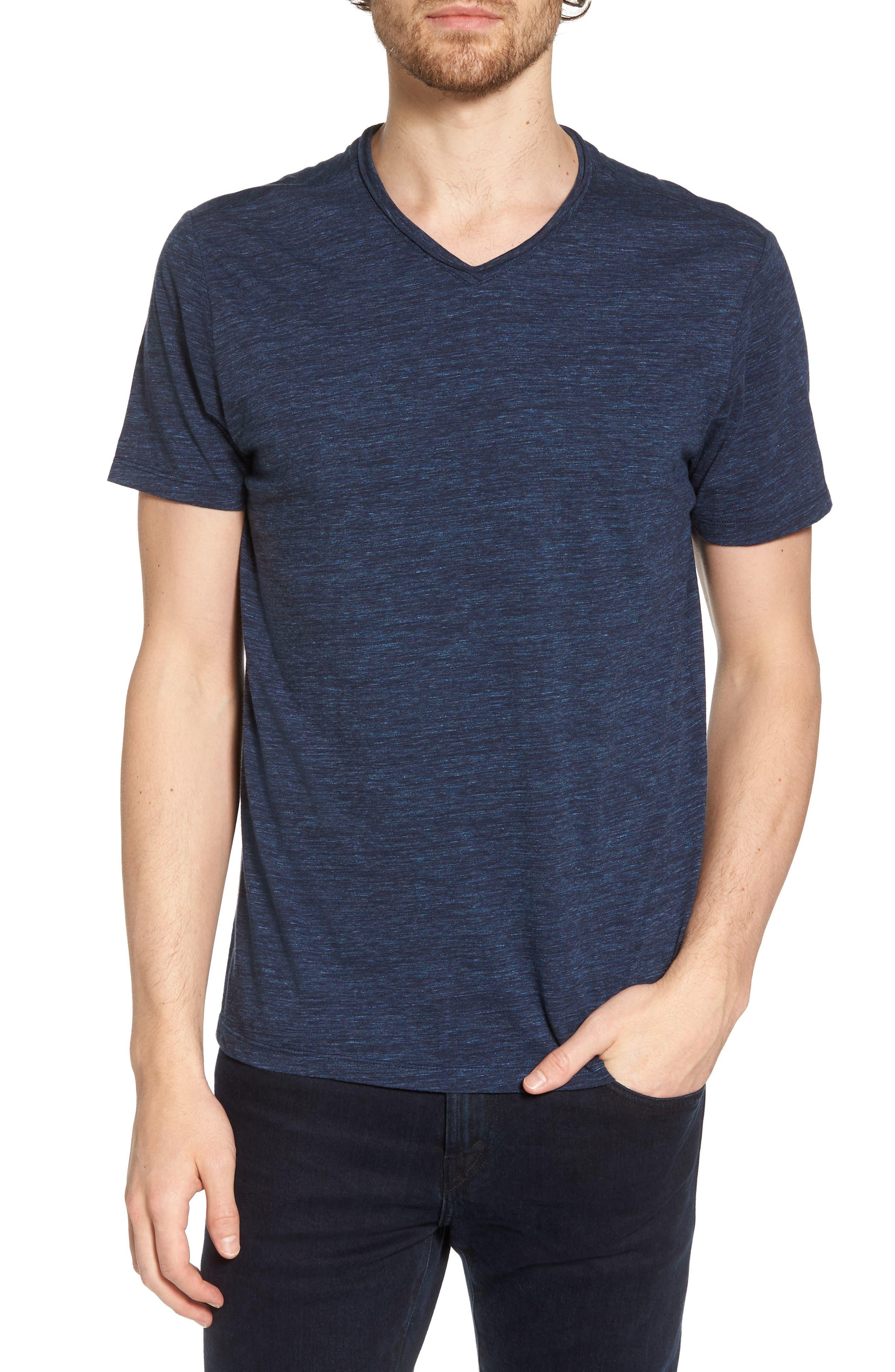 John Smith T-Shirt,                         Main,                         color, Navy