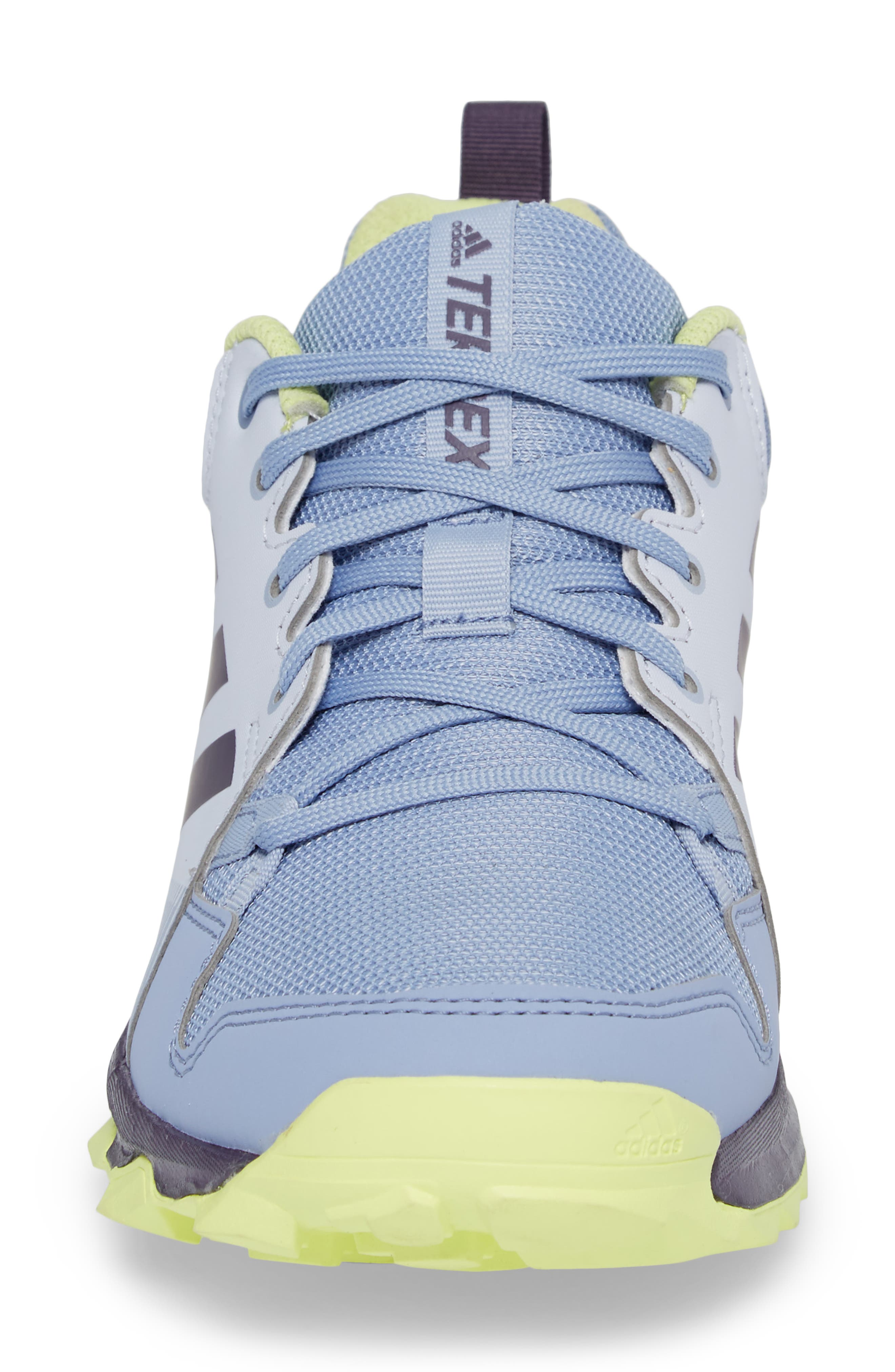 'Tracerocker' Athletic Shoe,                             Alternate thumbnail 4, color,                             Aero Blue/ Purple/ Yellow