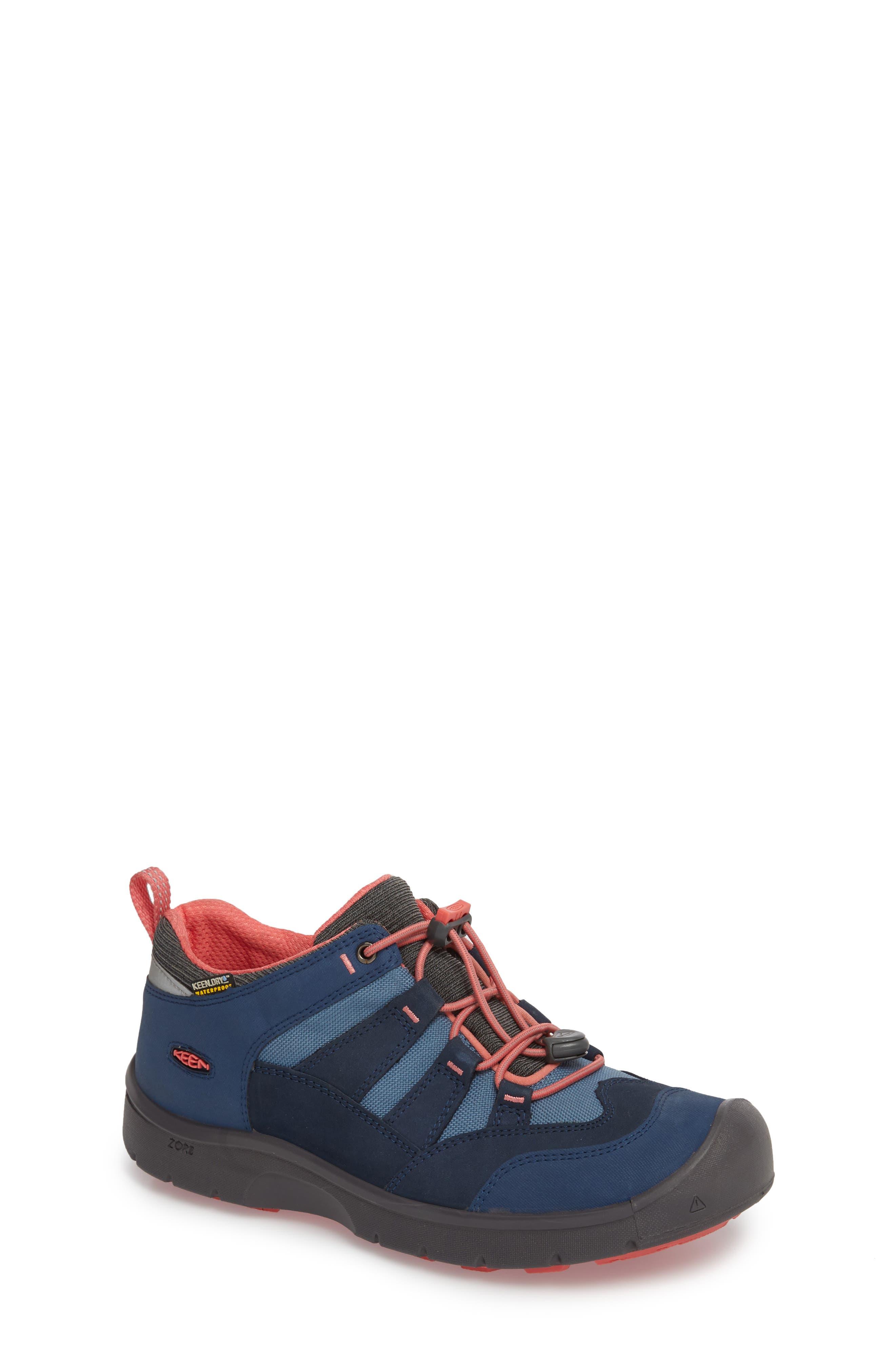 Alternate Image 1 Selected - Keen Hikeport Waterproof Sneaker (Toddler, Little Kid & Big Kid)