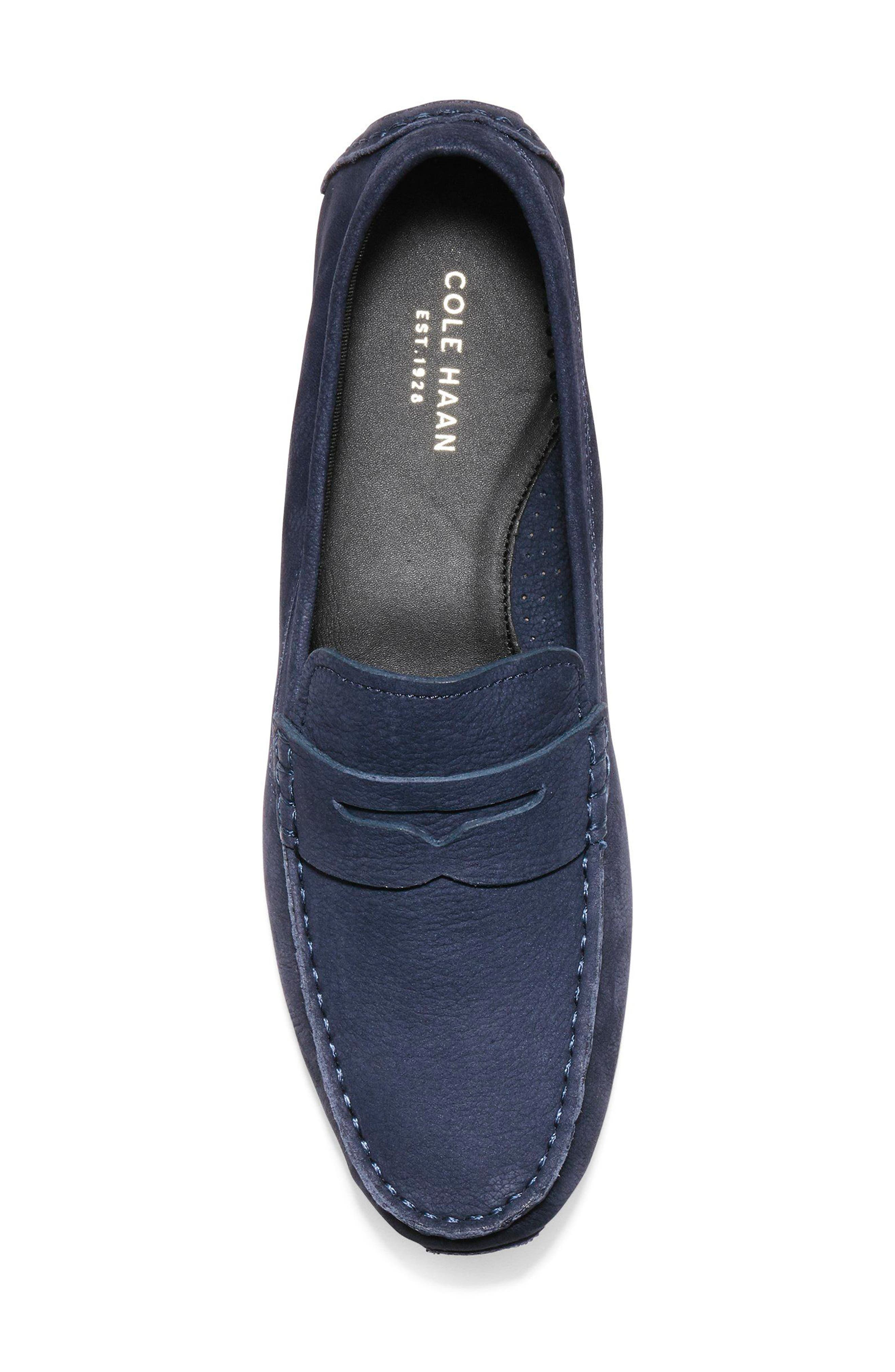 Alternate Image 5  - Cole Haan Rodeo Penny Driving Loafer (Women)