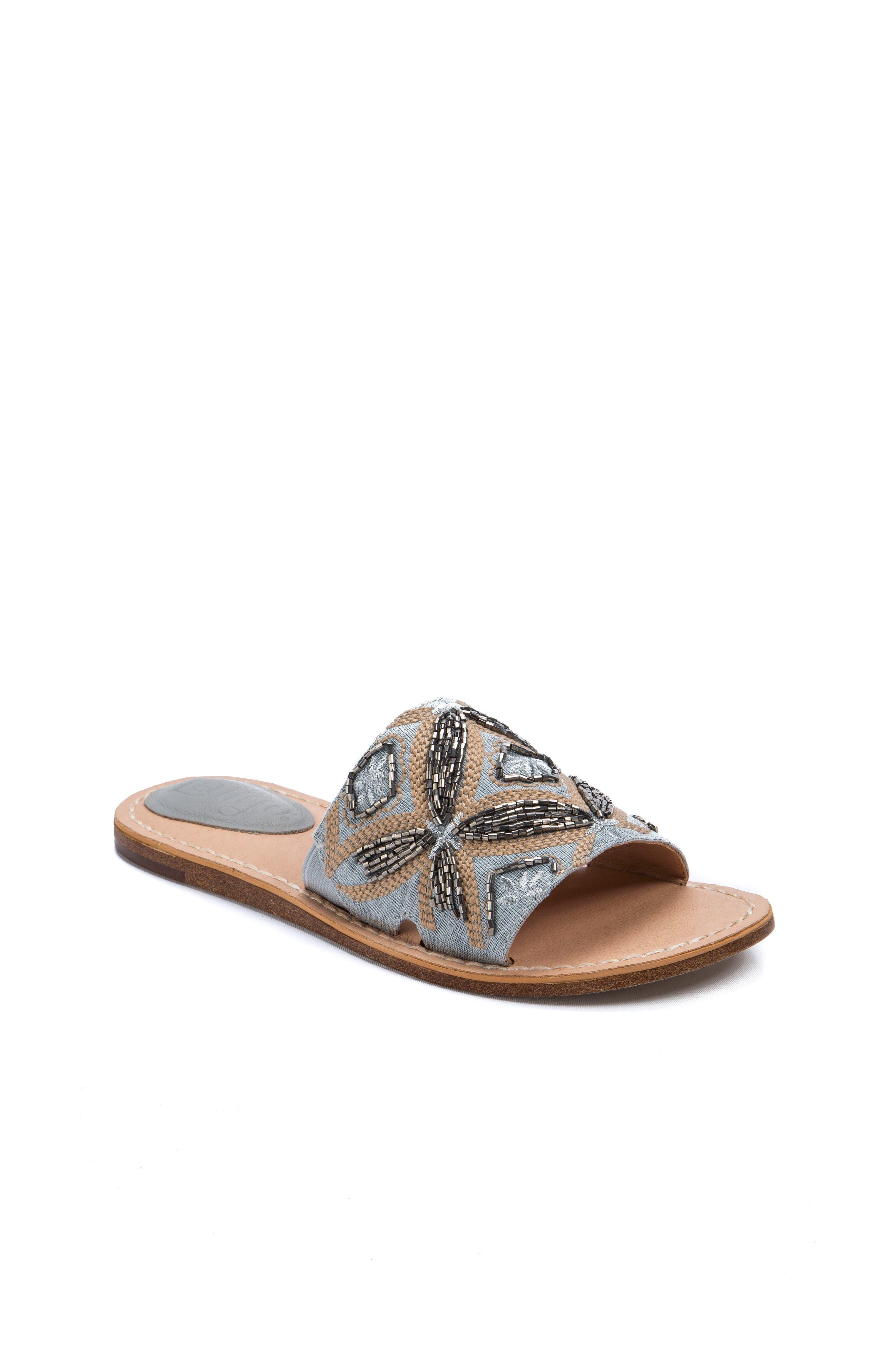 Latigo Vella Embellished Slide Sandal (Women)