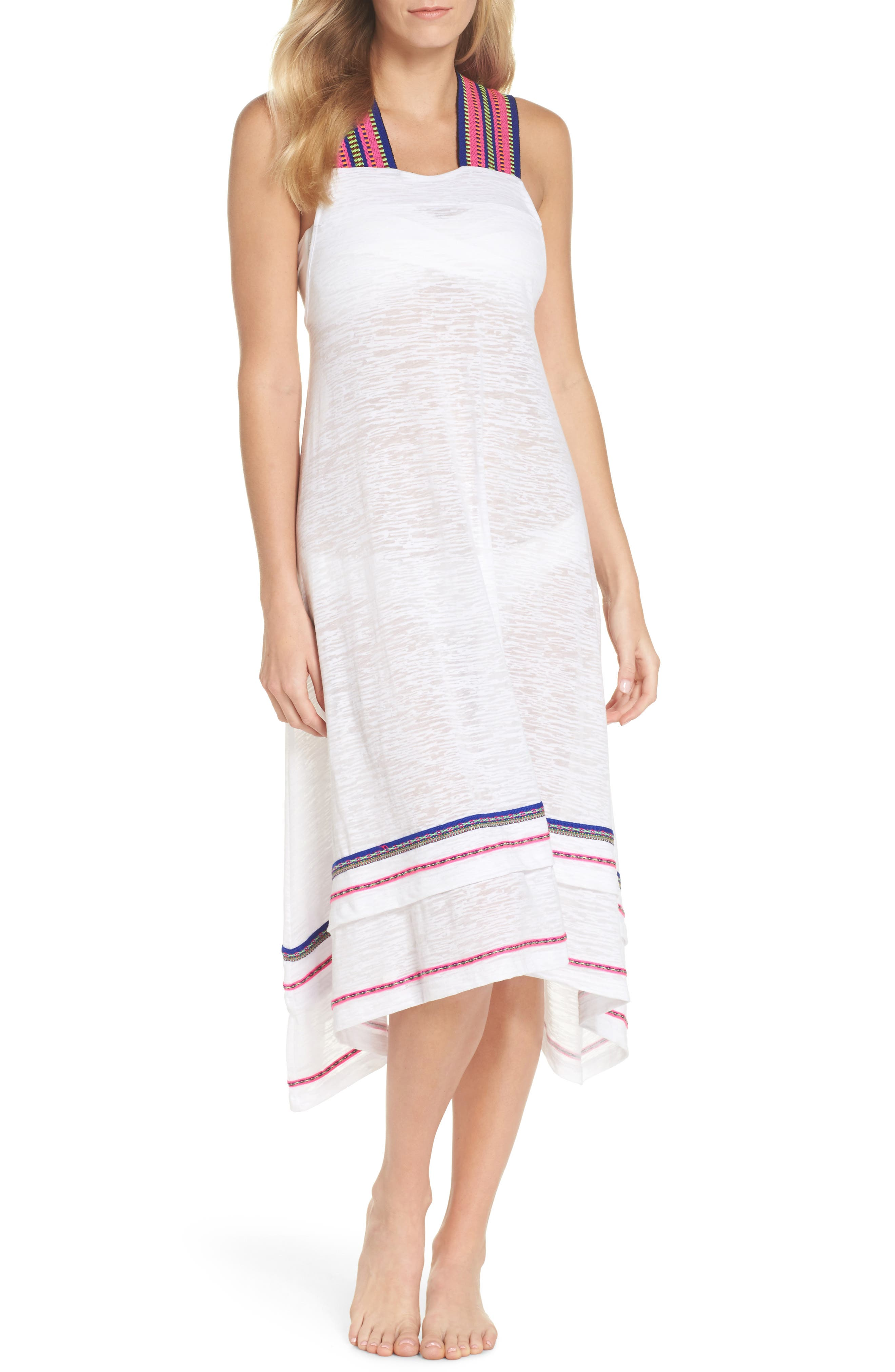 PITUSA St. Tropez Cover-Up Dress