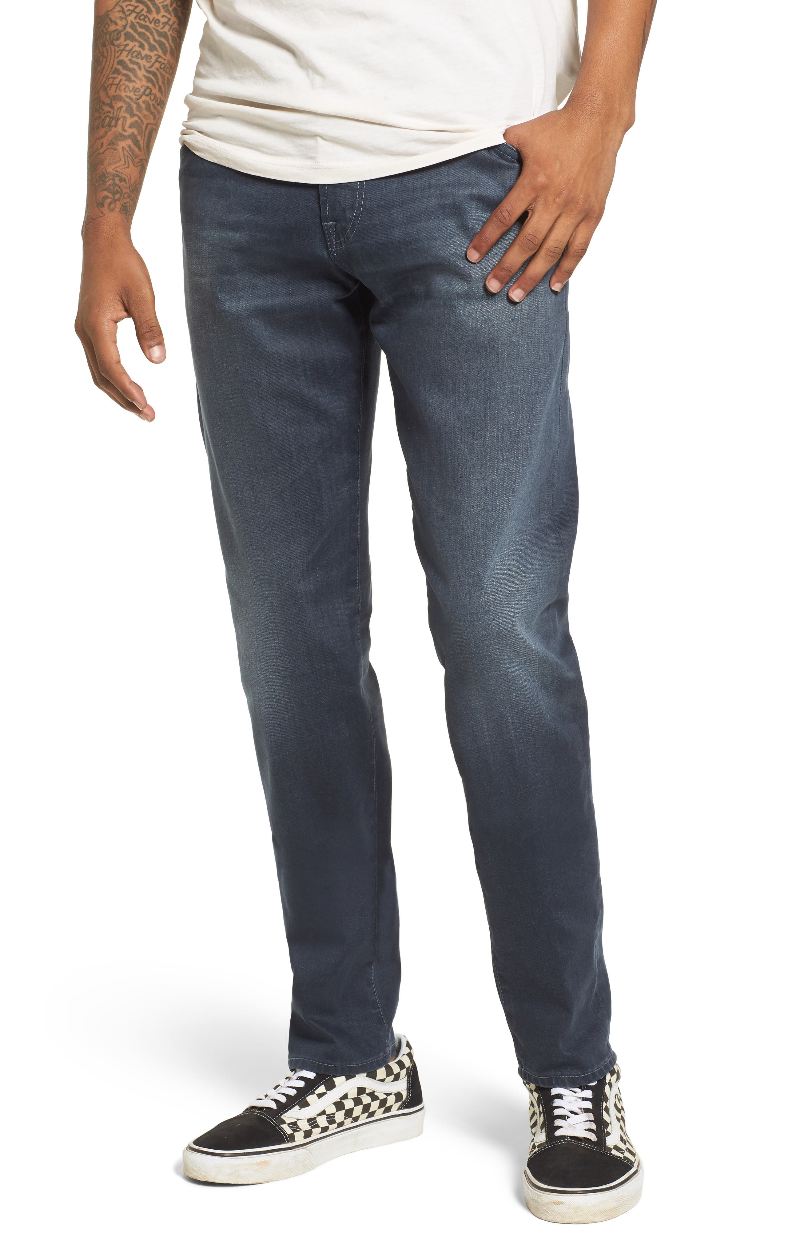AG Dylan Skinny Fit Jeans (9 Years Tidepool)