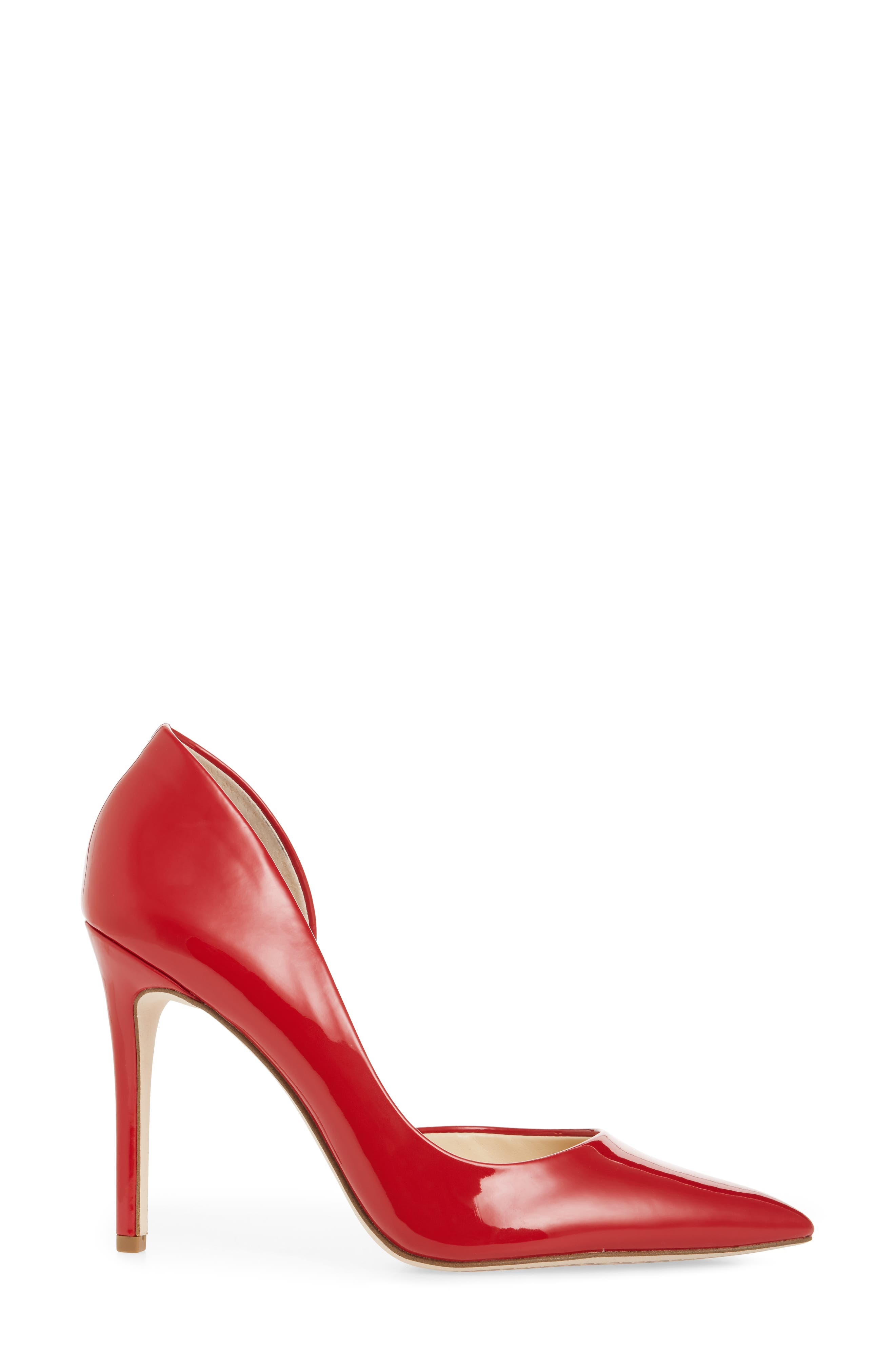 Pheona Pump,                             Alternate thumbnail 3, color,                             Red Muse