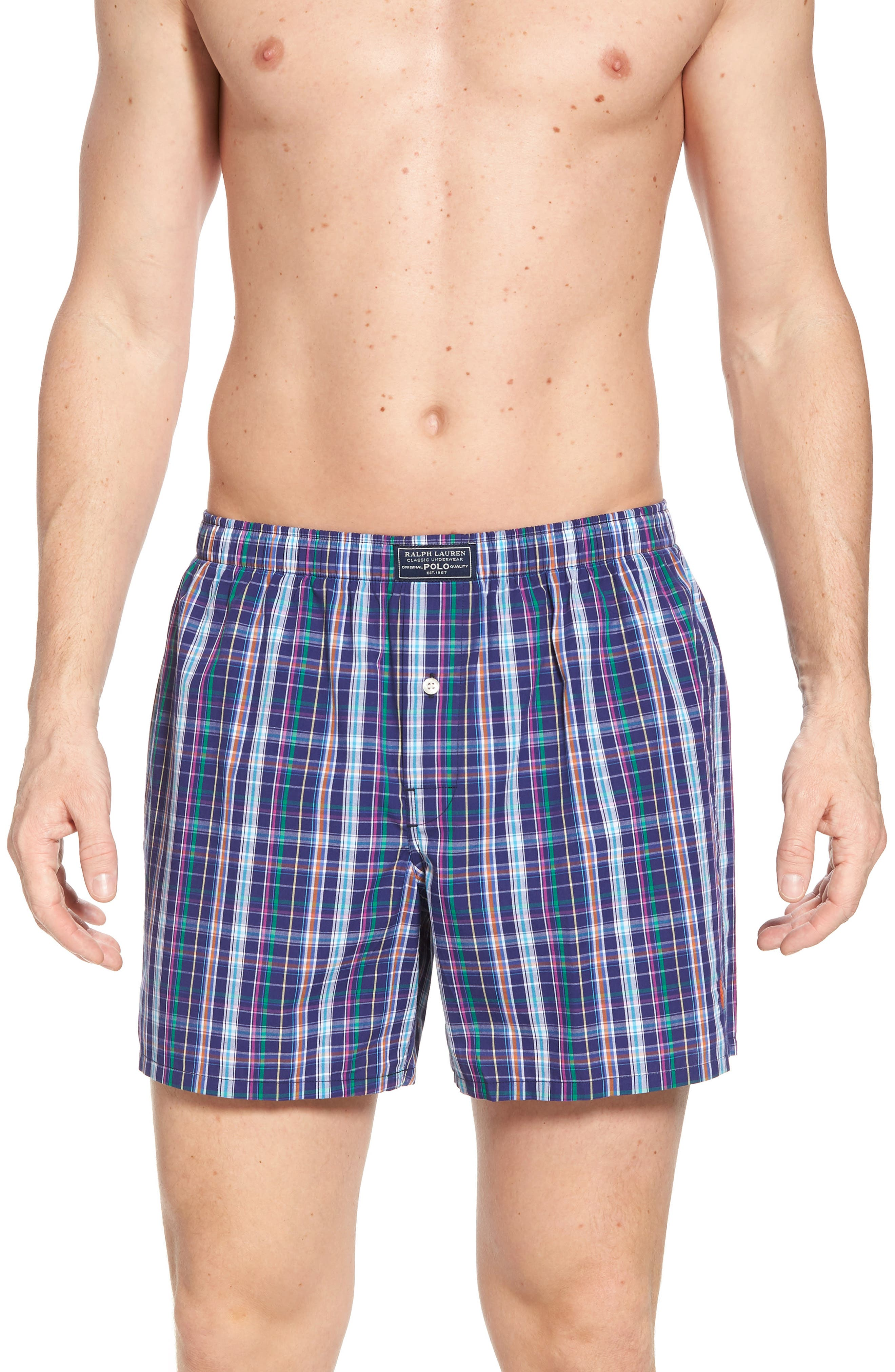 Polo Ralph Lauren Woven Cotton Boxers