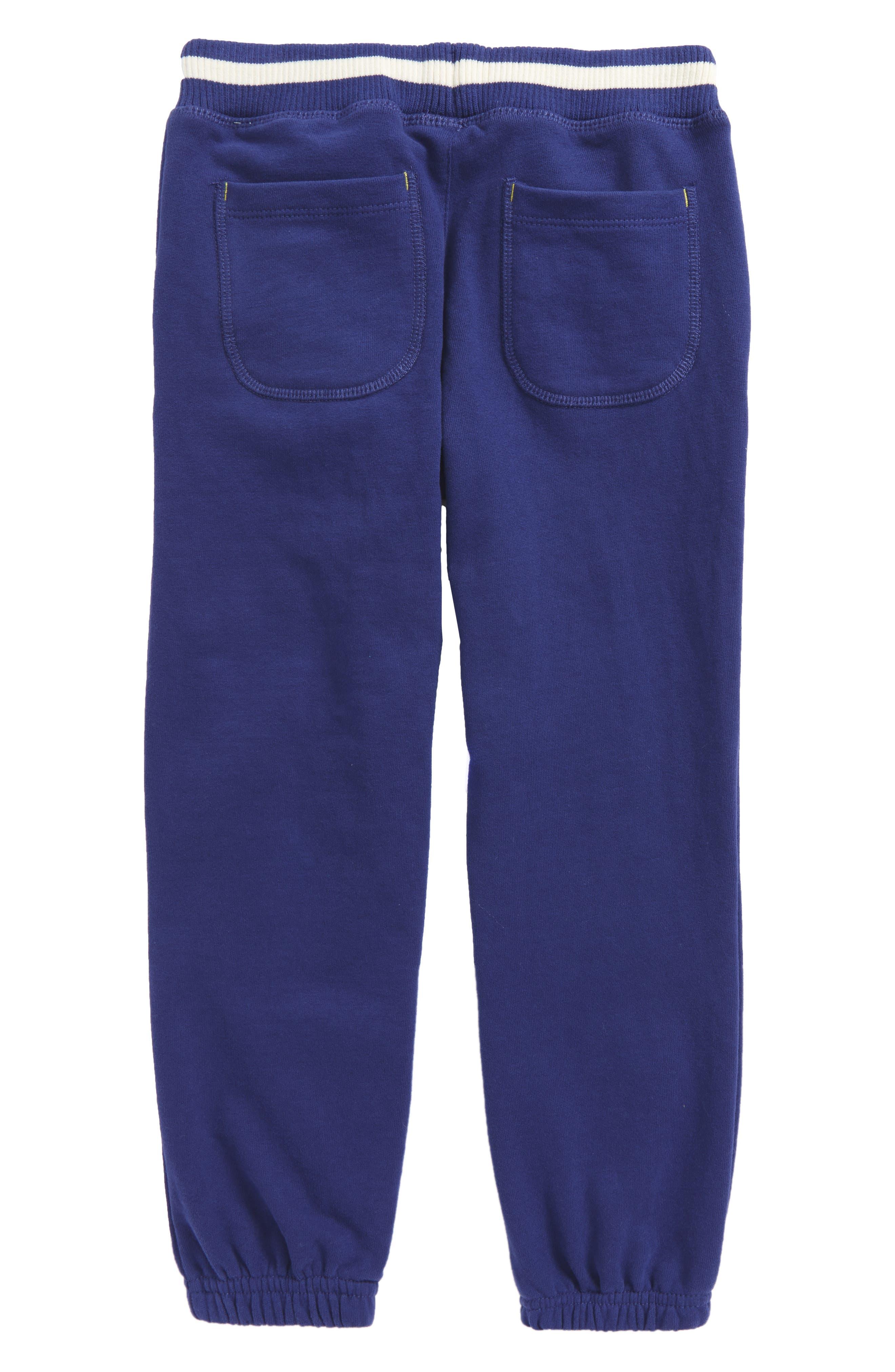 Appliqué Jogger Pants,                             Alternate thumbnail 2, color,                             Starboard Blue Star