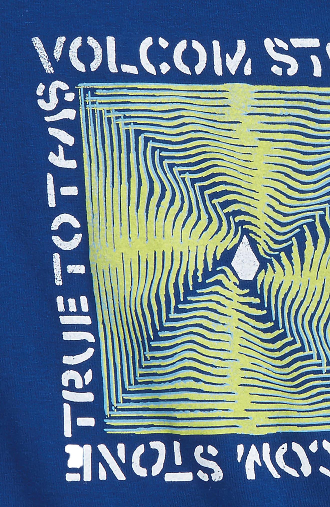 Stoneradiator Graphic T-Shirt,                             Alternate thumbnail 2, color,                             Camper Blue